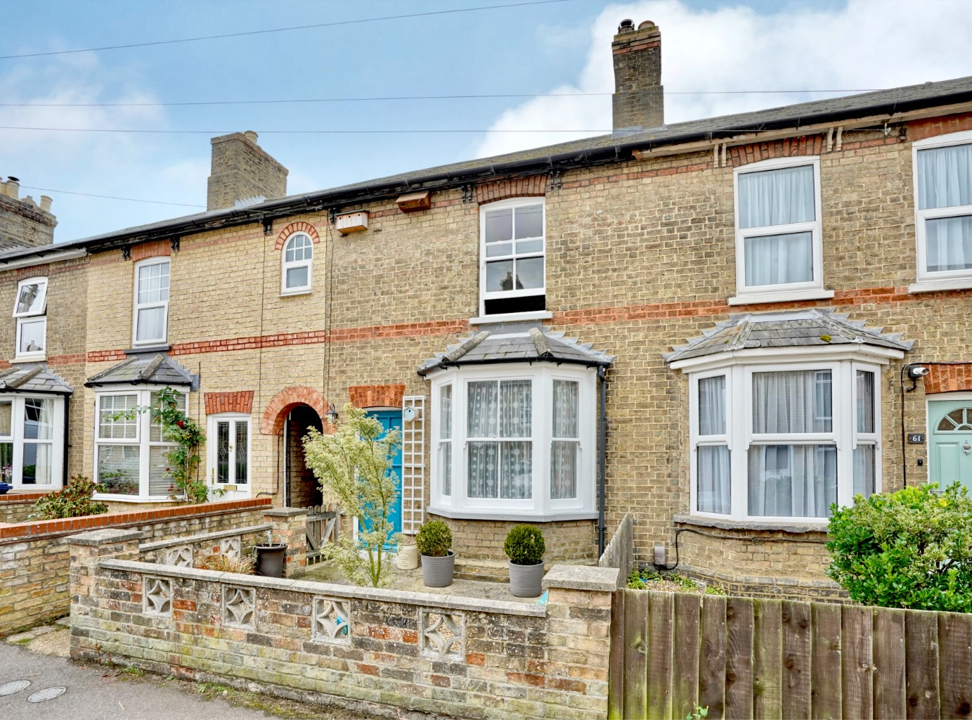 2 bed terraced house for sale in Luke Street, St. Neots - Property Image 1