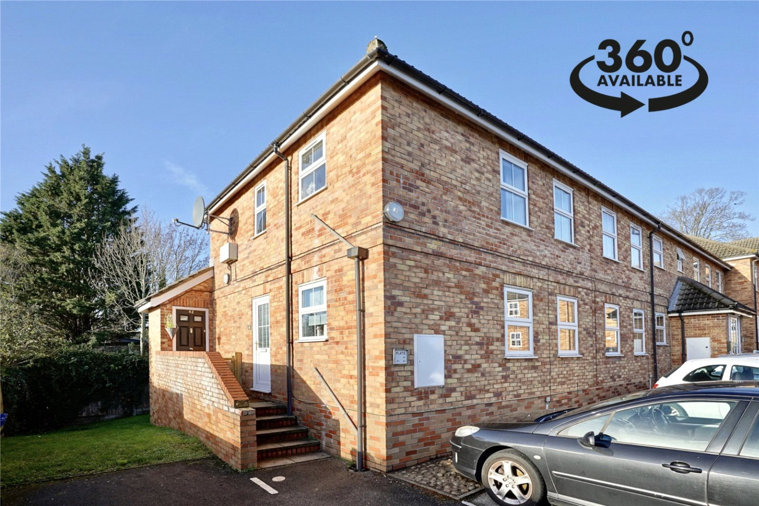 1 bed maisonette for sale in Linclare Place, St. Neots, PE19