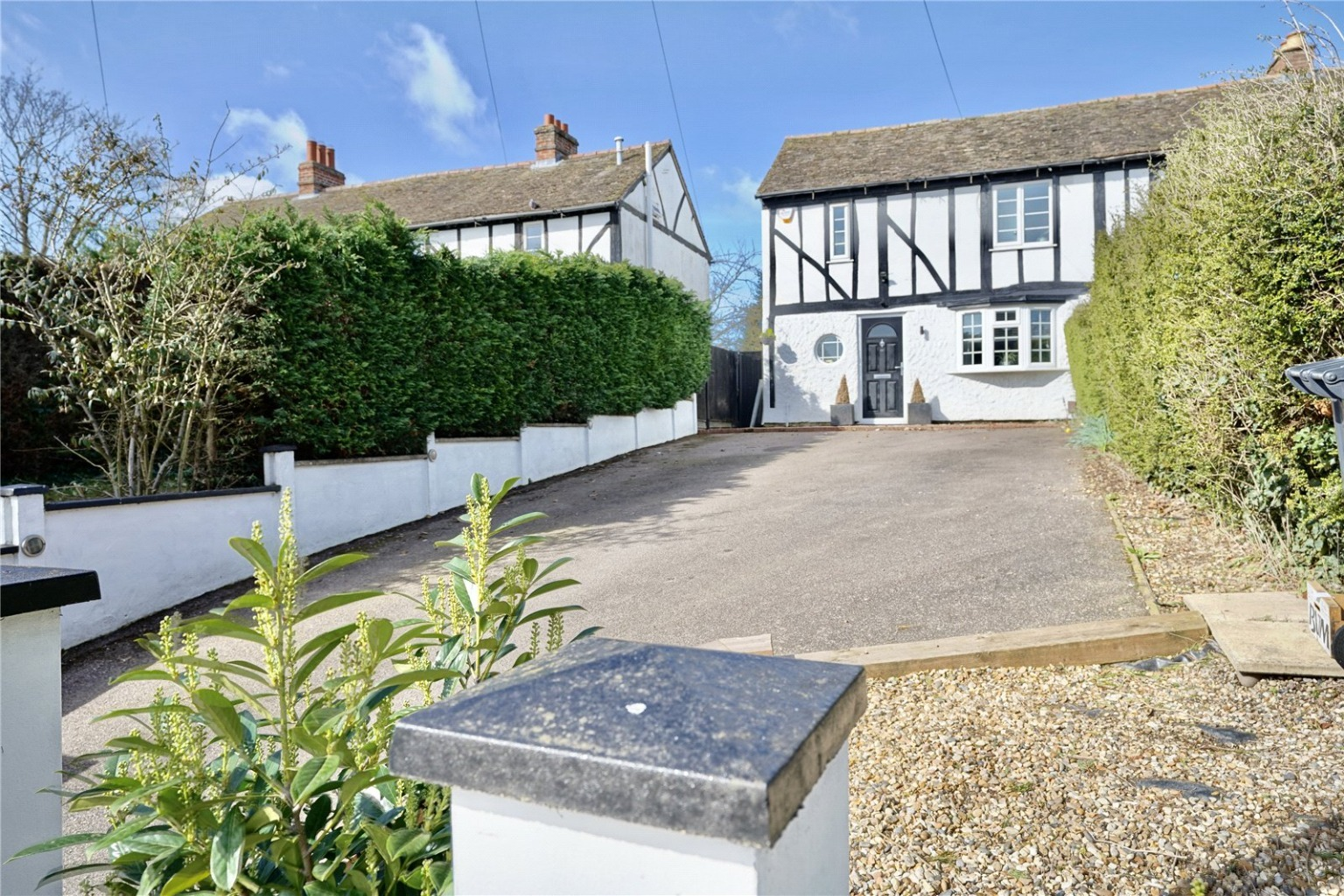 3 bed semi-detached house for sale in Great North Road, St. Neots  - Property Image 2