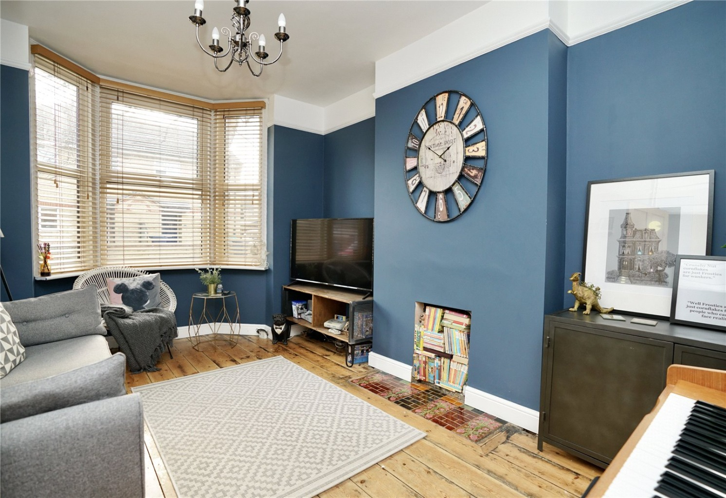 3 bed semi-detached house for sale in Rycroft Avenue, St. Neots  - Property Image 6