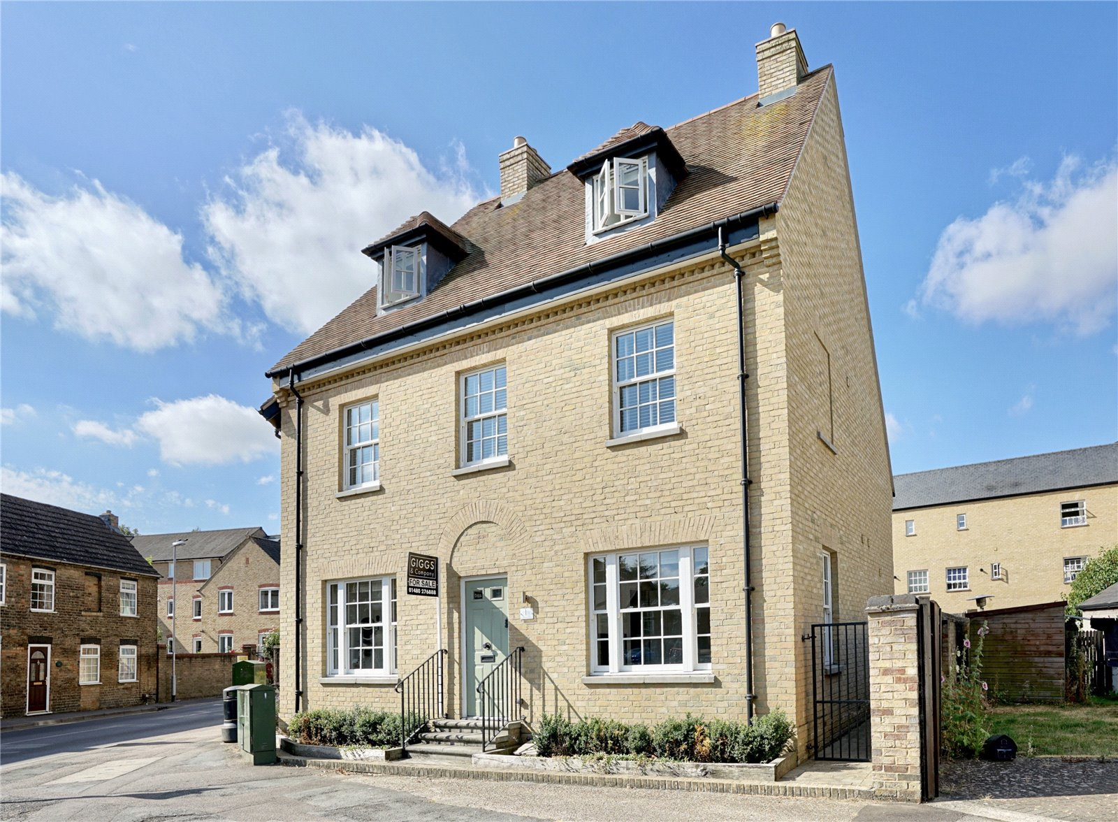4 bed house for sale in Steam Flour Mill, Church Street - Property Image 1