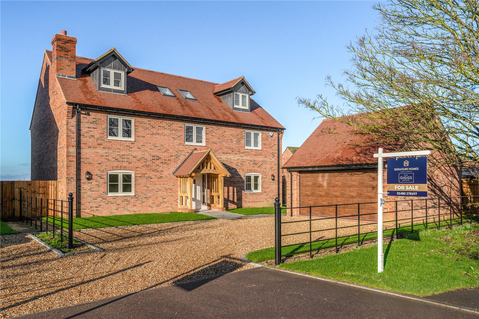 5 bed house for sale in Blunham, MK44 3NS, MK44