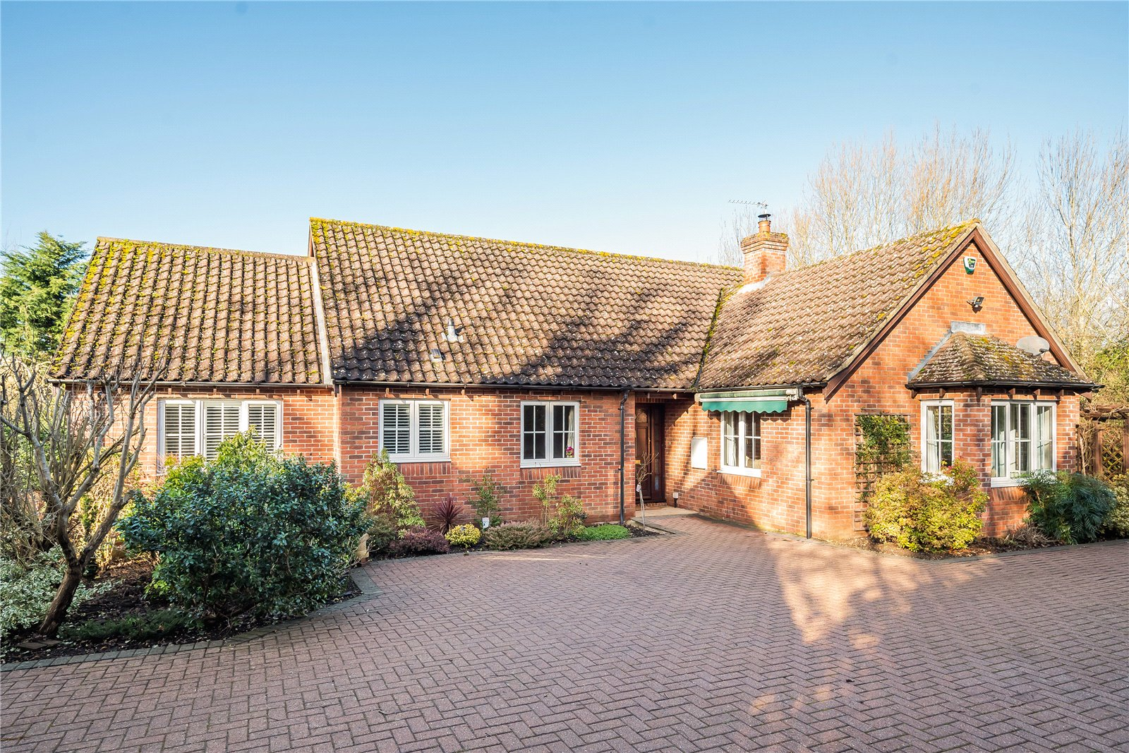 3 bed bungalow for sale in Great Gransden, SG19 3RA, SG19