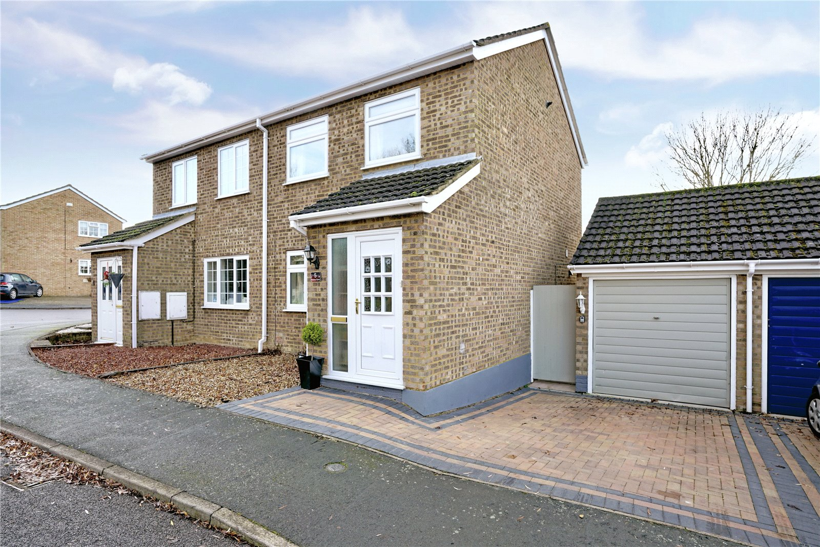 2 bed house for sale in Great Paxton, PE1