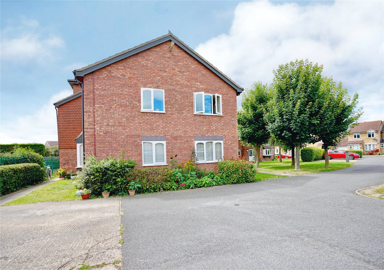 1 bed apartment for sale in Andrew Road, Eynesbury, PE19