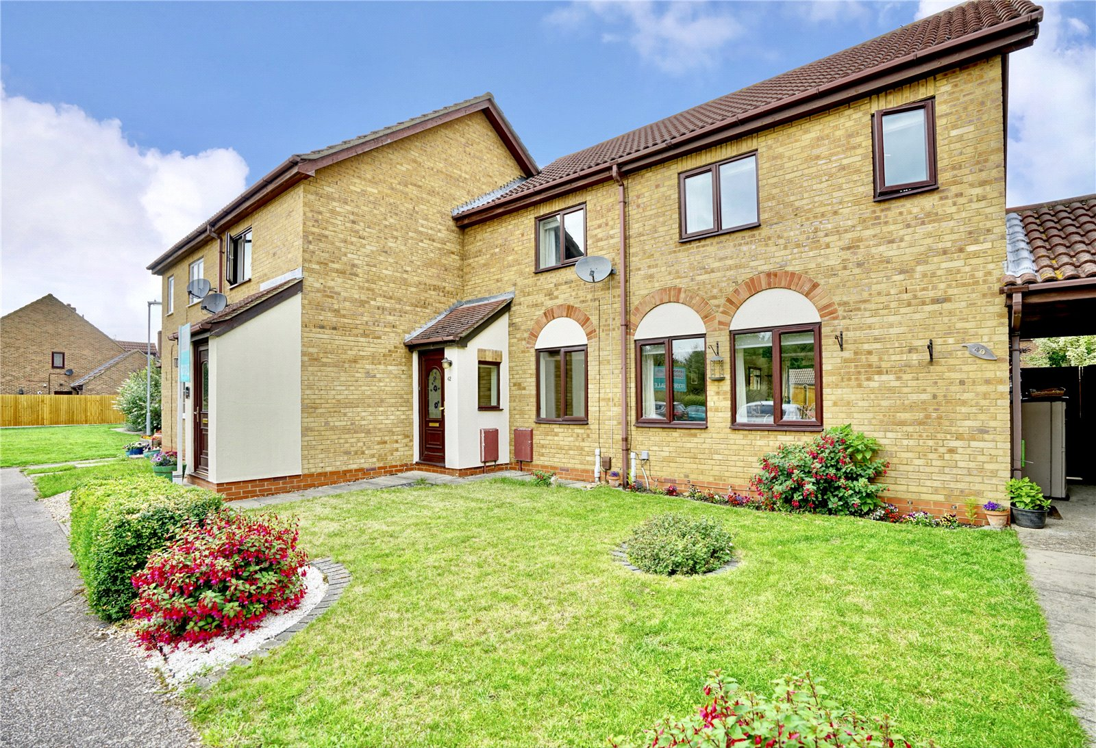 3 bed house for sale in Lindisfarne Close, Eynesbury, PE19