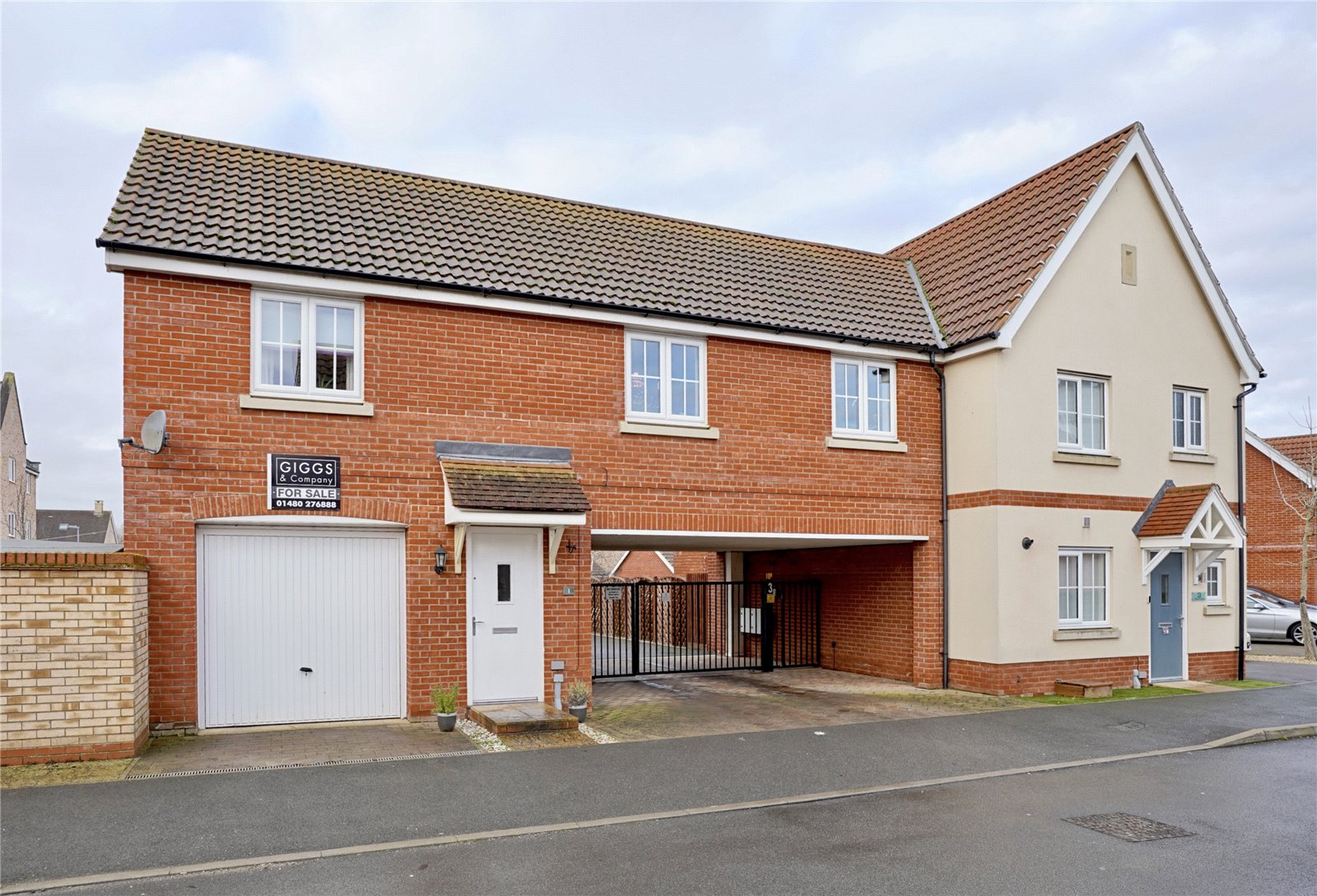2 bed house for sale in Eynesbury, PE19 2LF, PE19