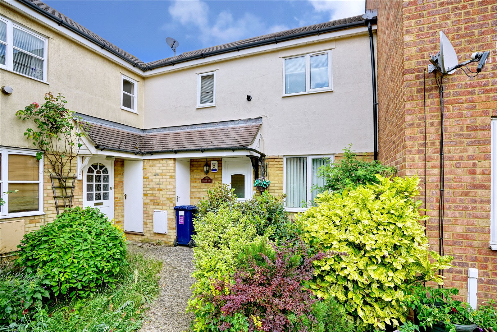 2 bed house for sale in Begwary Close, Eaton Socon, PE19