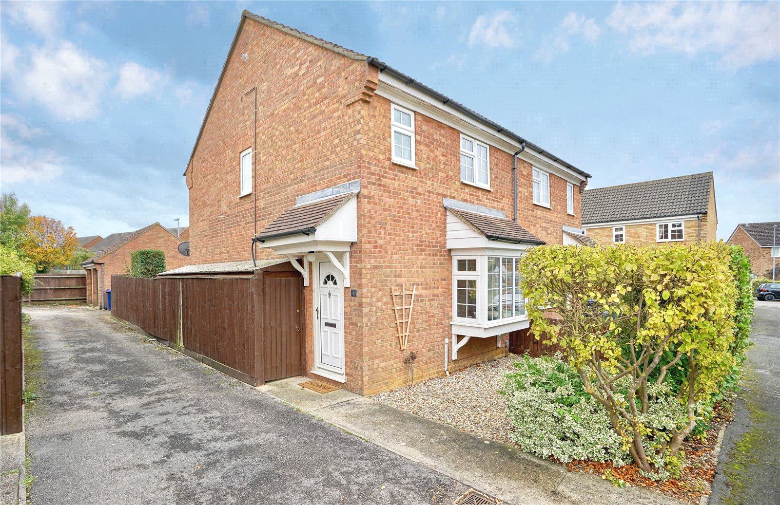3 bed house for sale in Eaton Socon, Chawston Close, PE19 8QB, PE19