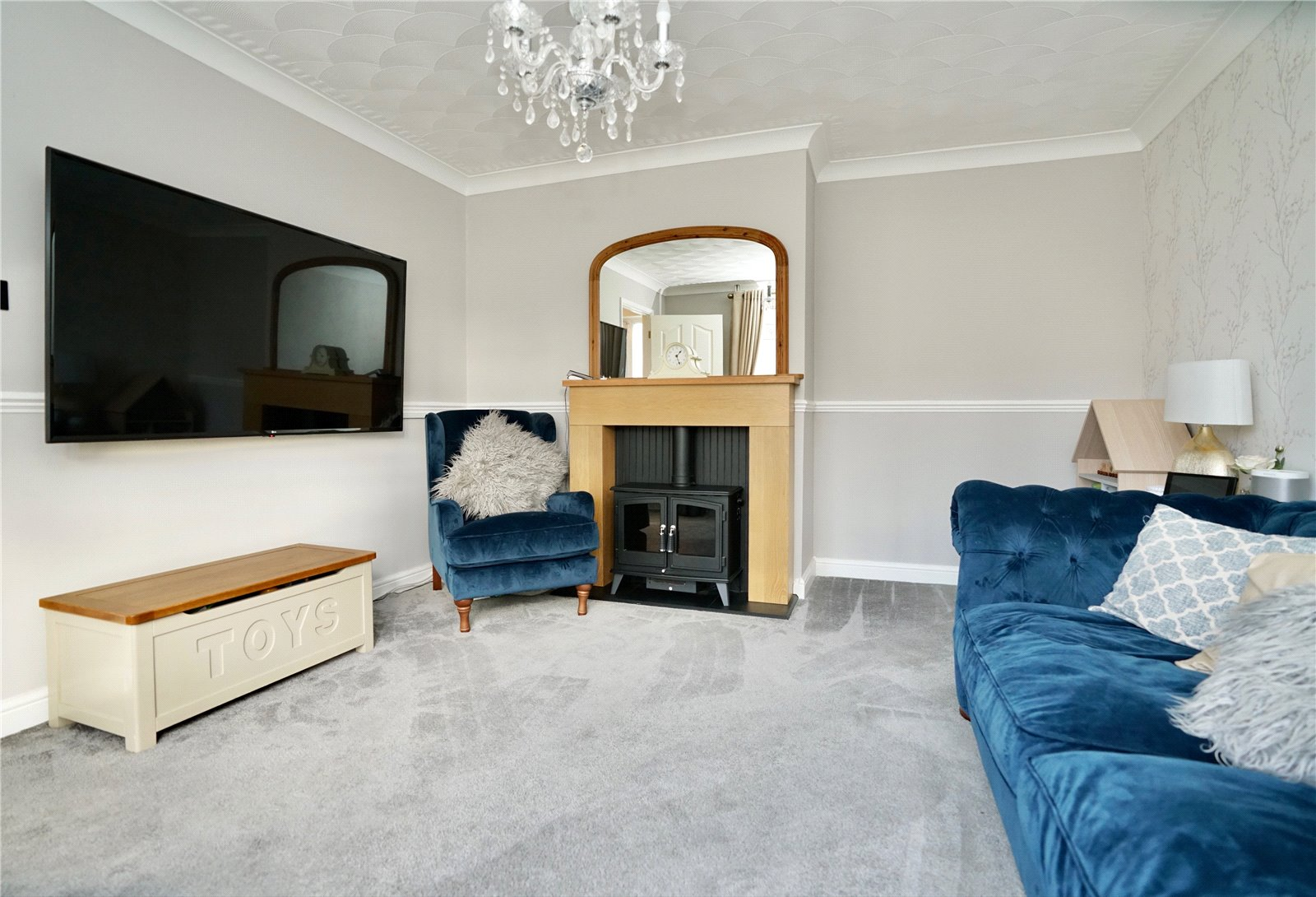 3 bed house for sale in Gordon Road, Little Paxton  - Property Image 7