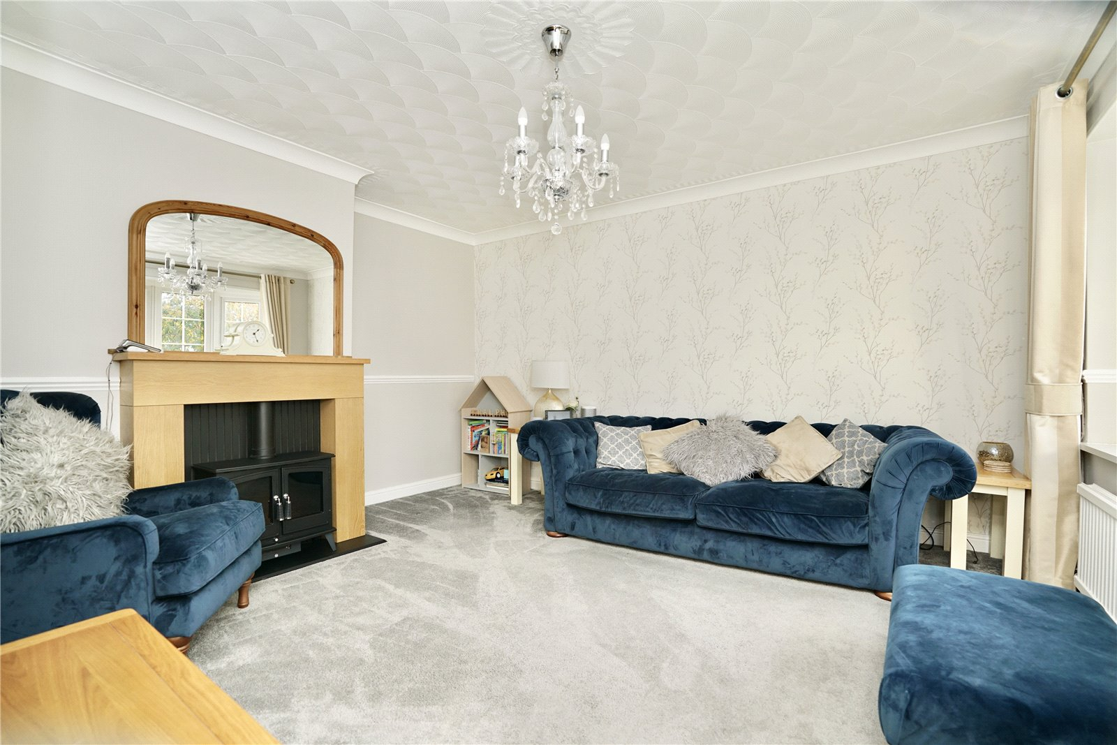3 bed house for sale in Gordon Road, Little Paxton 5