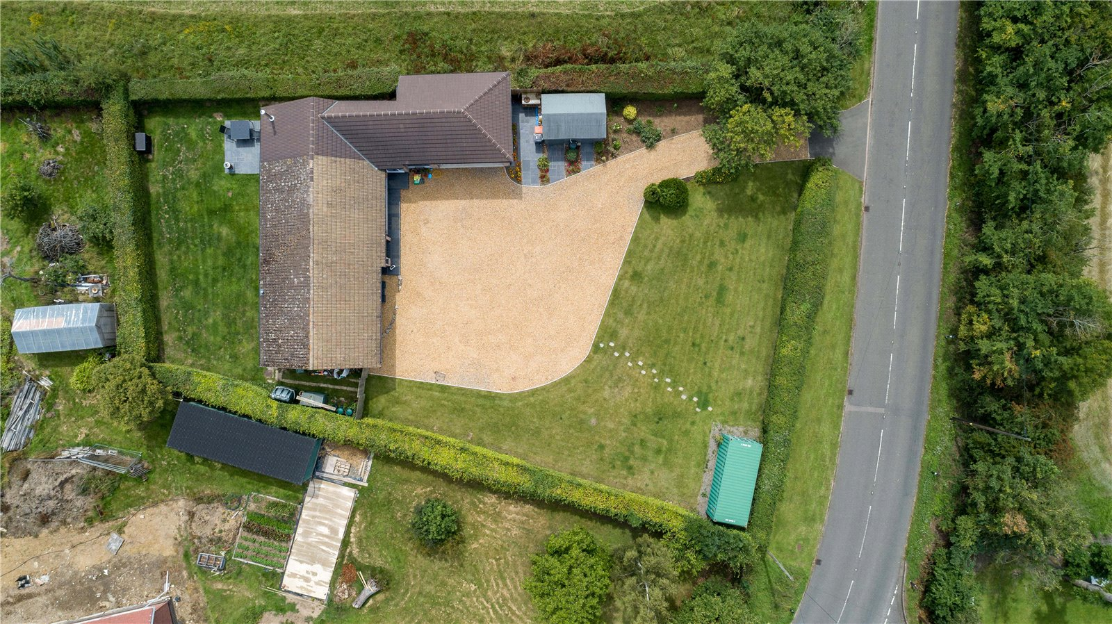 3 bed bungalow for sale in Kimbolton Road, Pertenhall 17