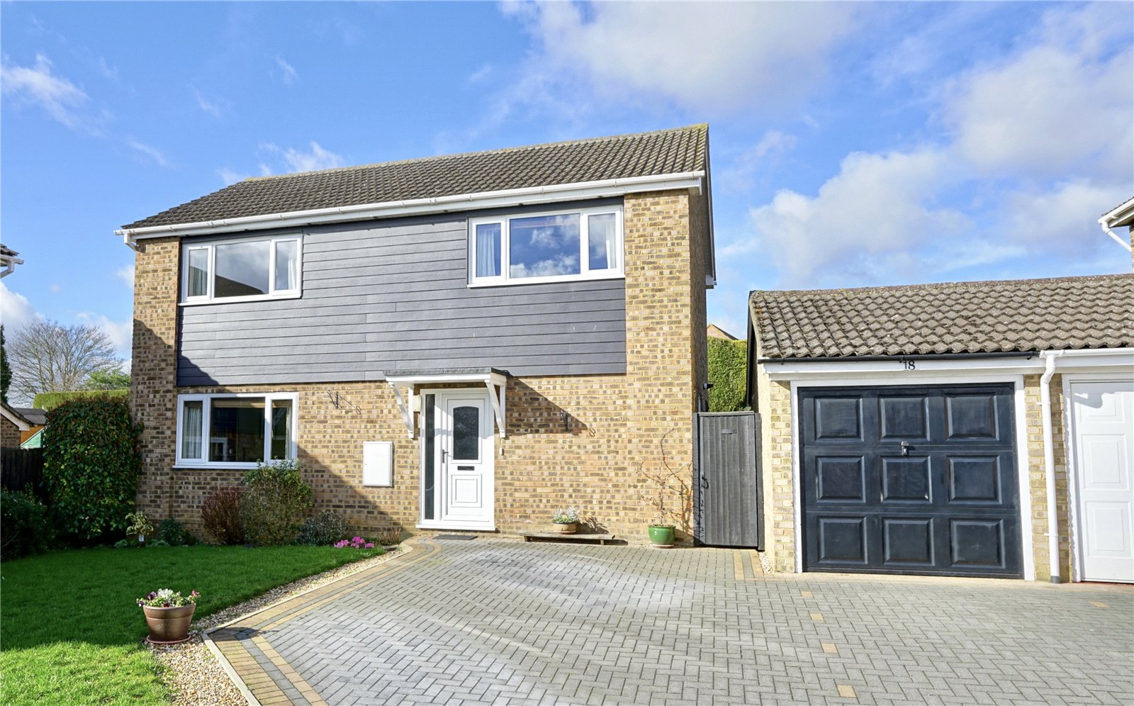4 bed house for sale in Whistler Road, Eaton Ford, PE19