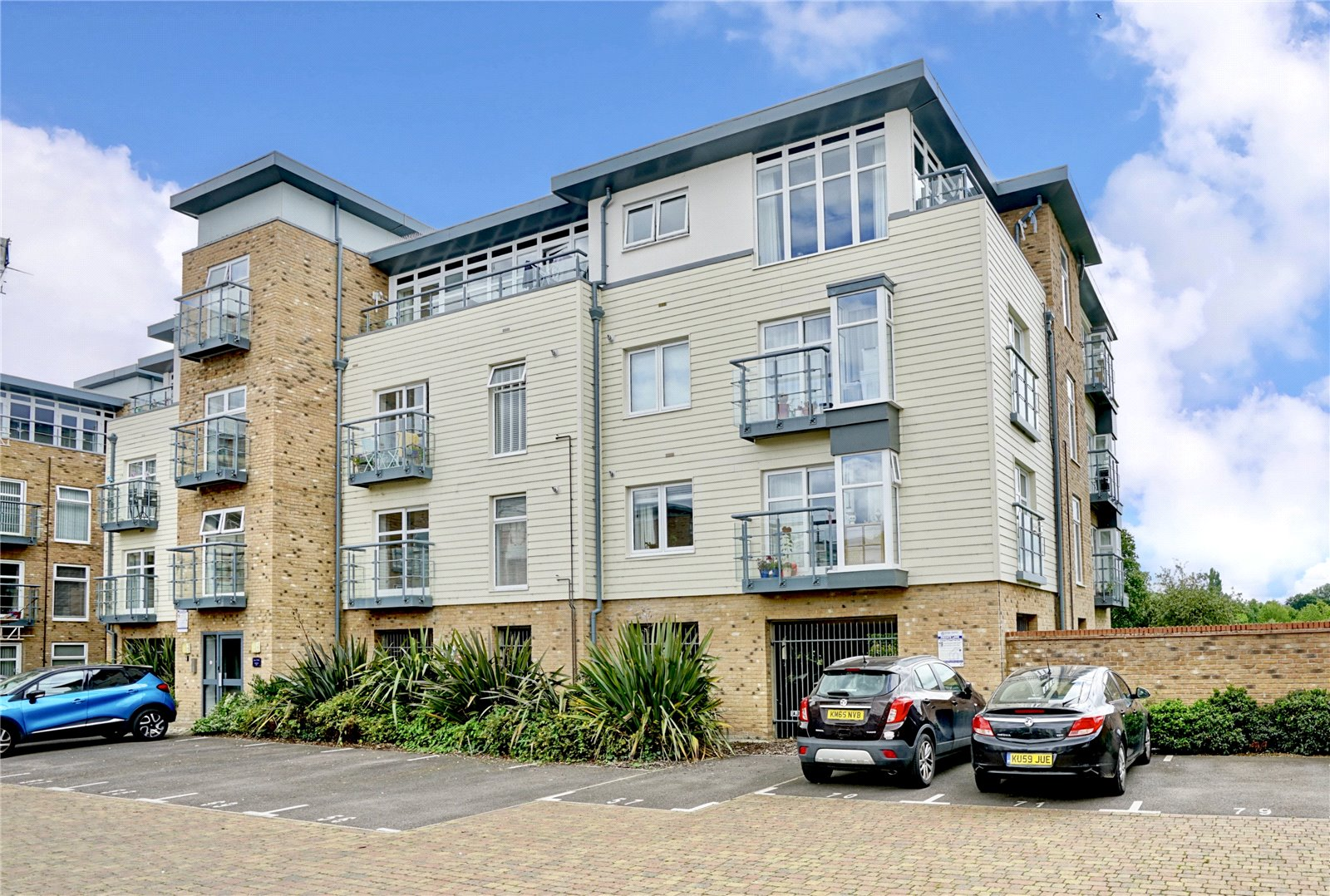 2 bed apartment for sale in Red Admiral Court, Little Paxton, PE19