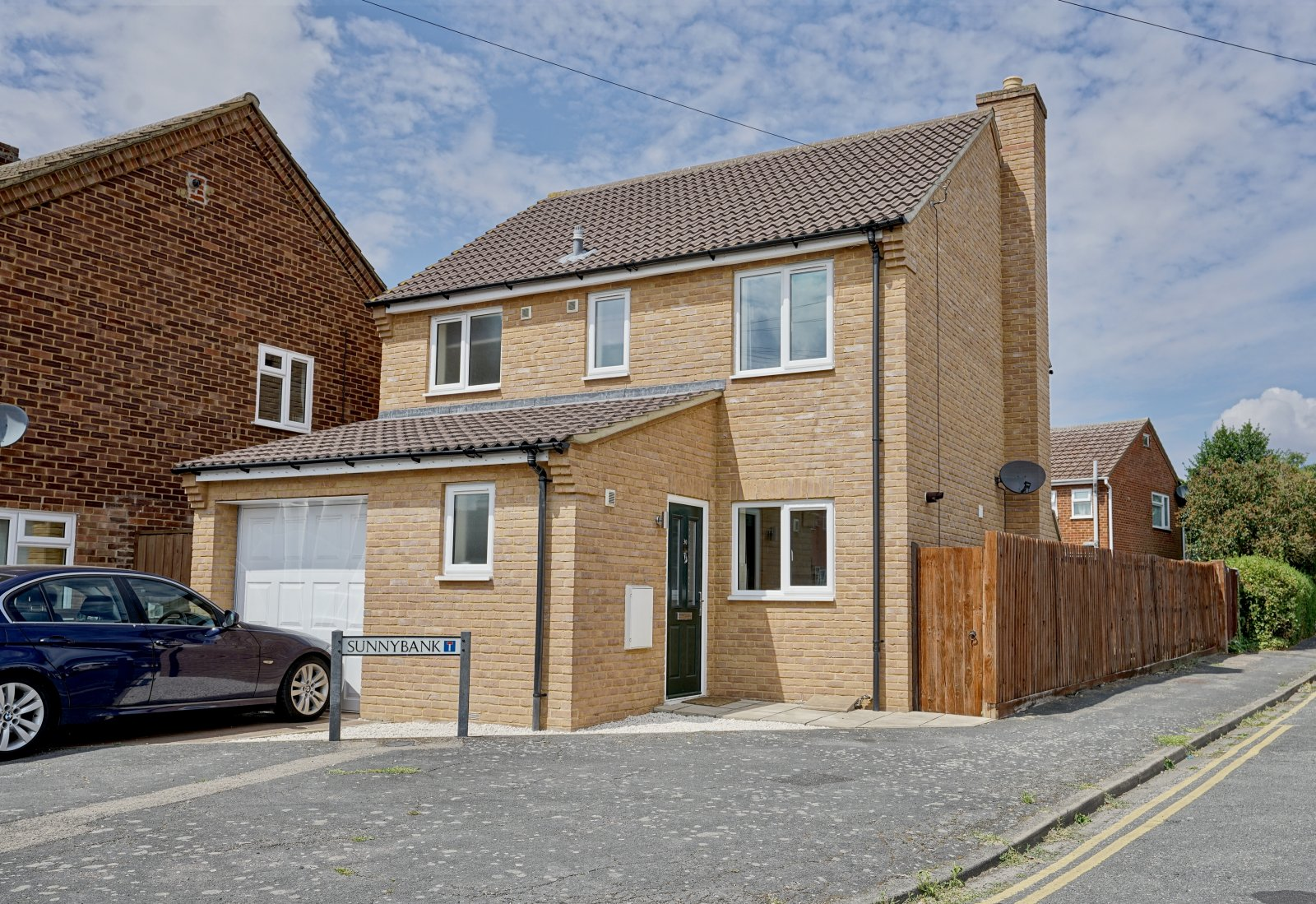 3 bed house for sale in Green End Road, St. Neots, PE19