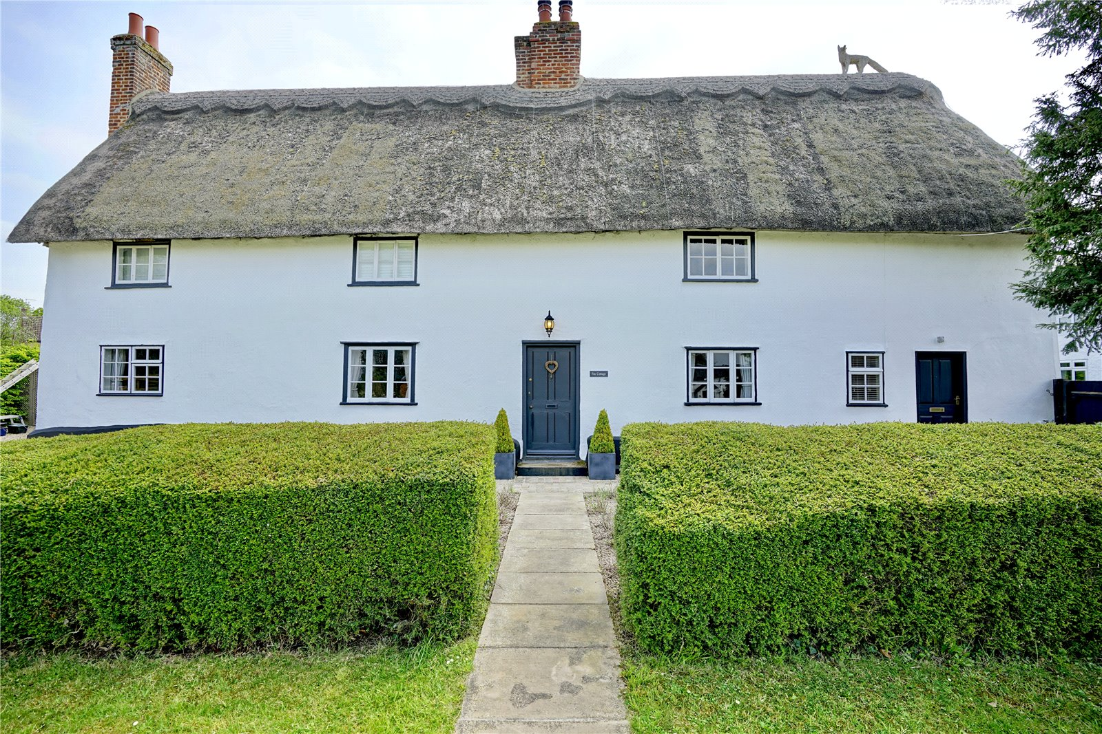 3 bed house for sale in Fox Street, Great Gransden - Property Image 1