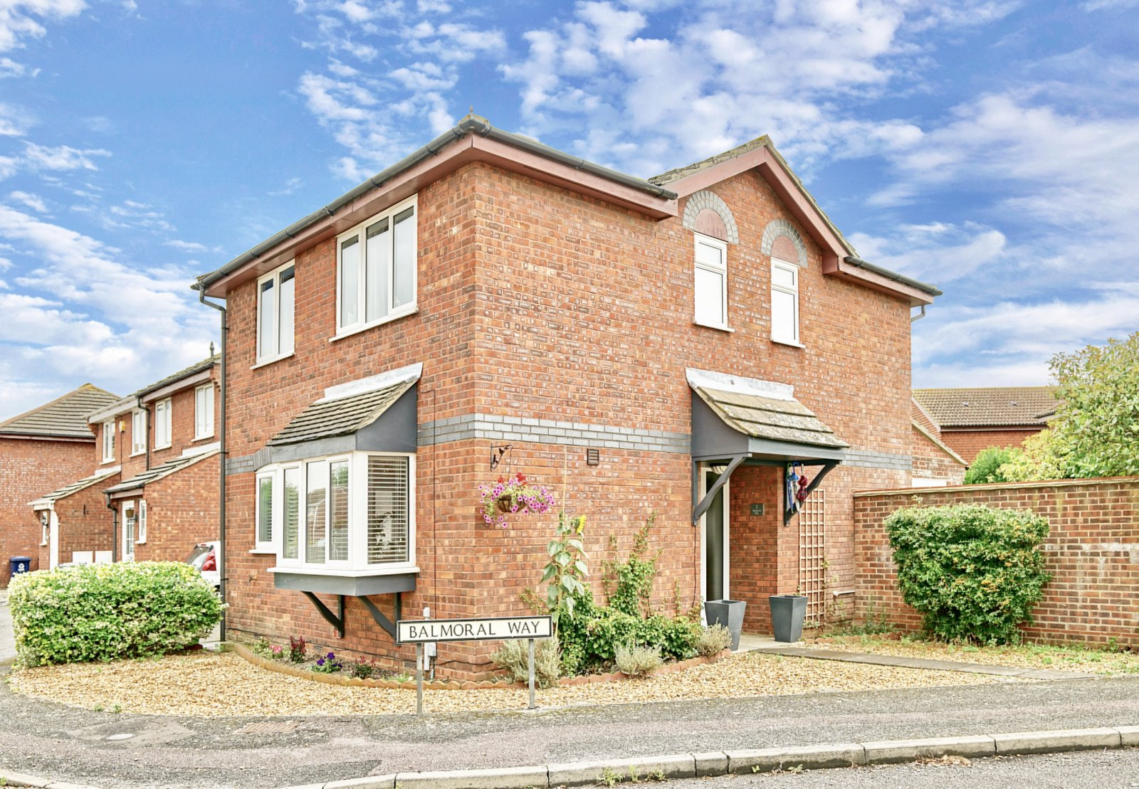 3 bed house for sale in Eynesbury, Balmoral Way, PE19 2RJ - Property Image 1