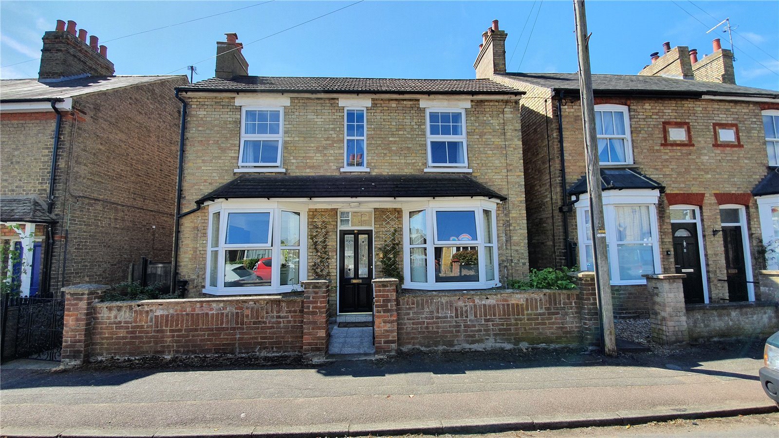 3 bed house for sale in Shaftesbury Avenue, St. Neots - Property Image 1