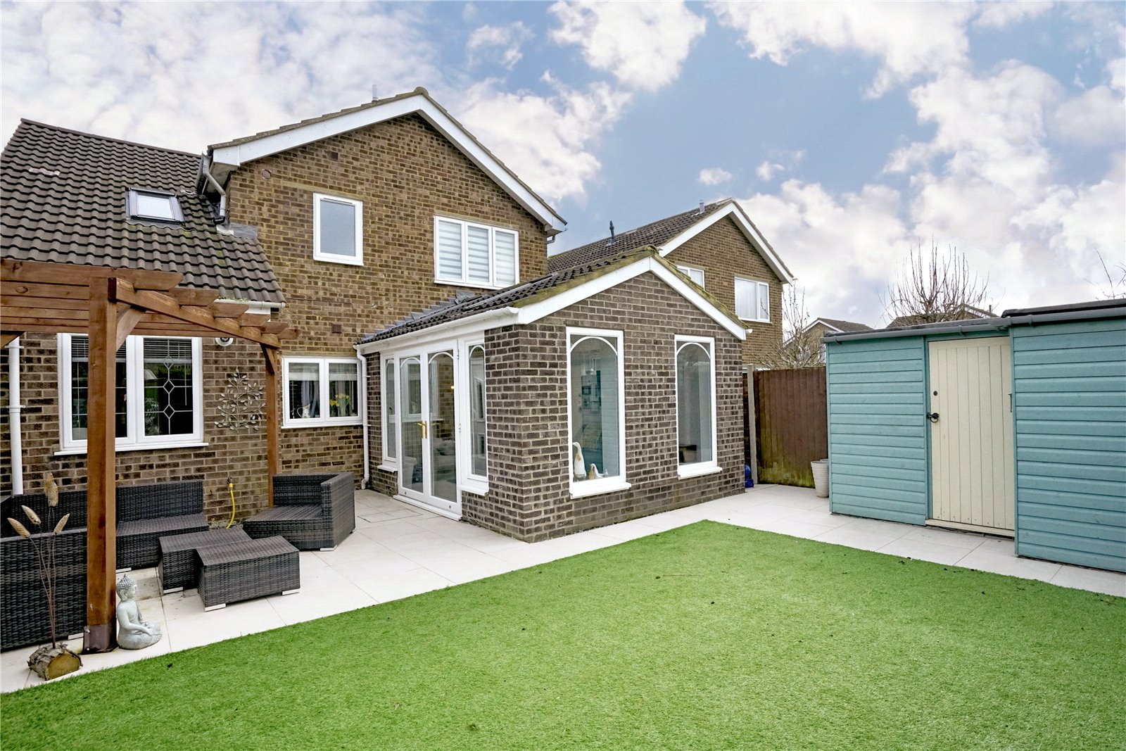 4 bed house for sale in Weston Court, Eaton Ford 13