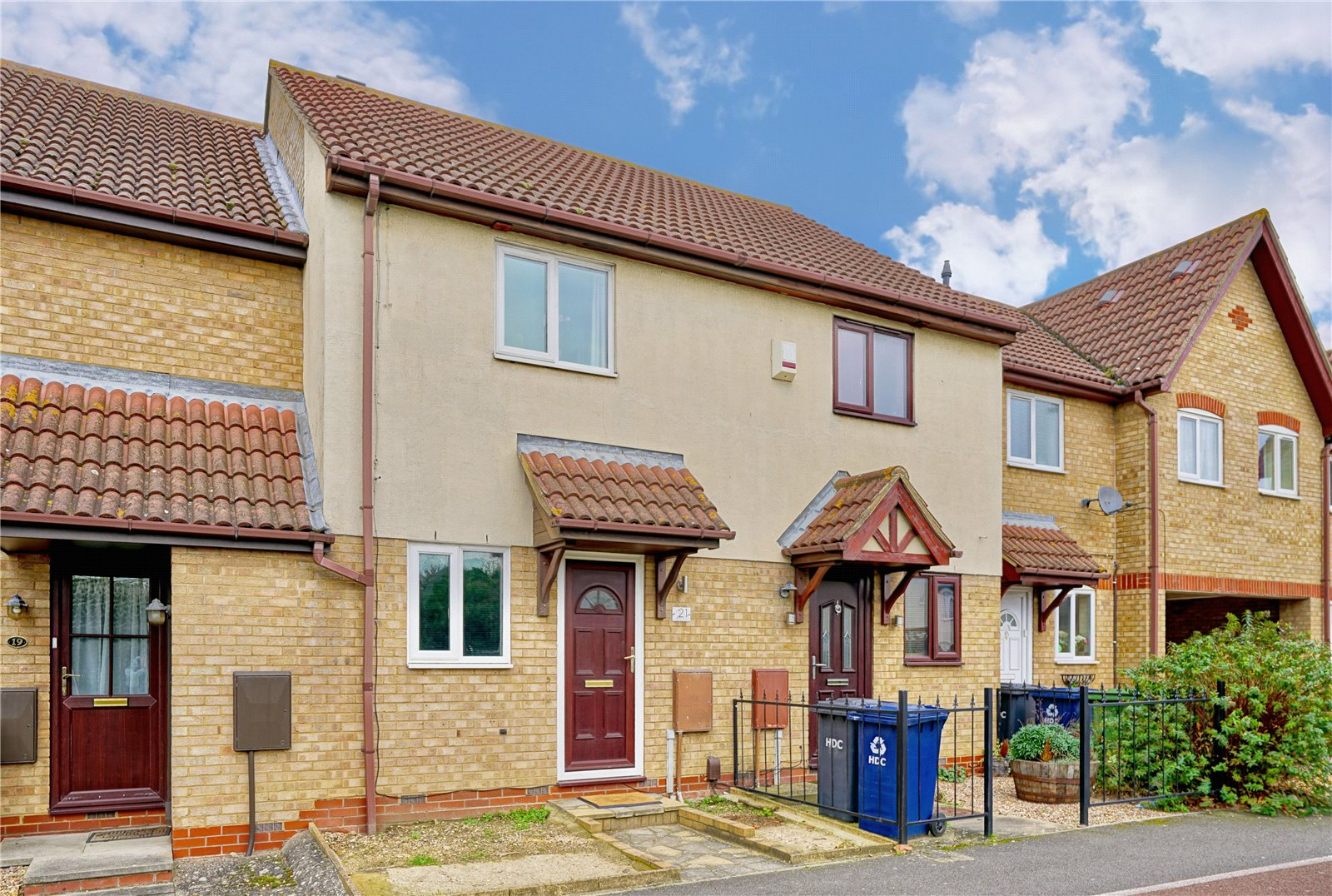 2 bed house for sale in Cromwell Court, Eynesbury, PE19