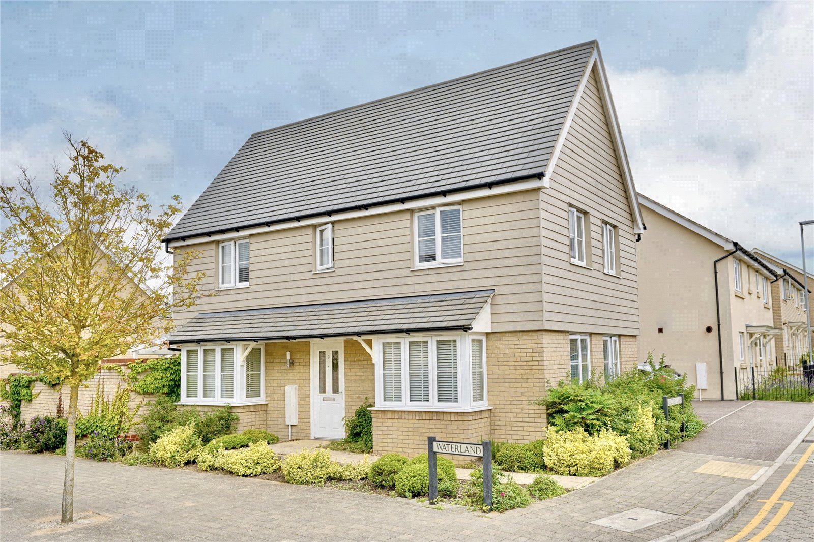 3 bed house for sale in Waterland, St. Neots, PE19