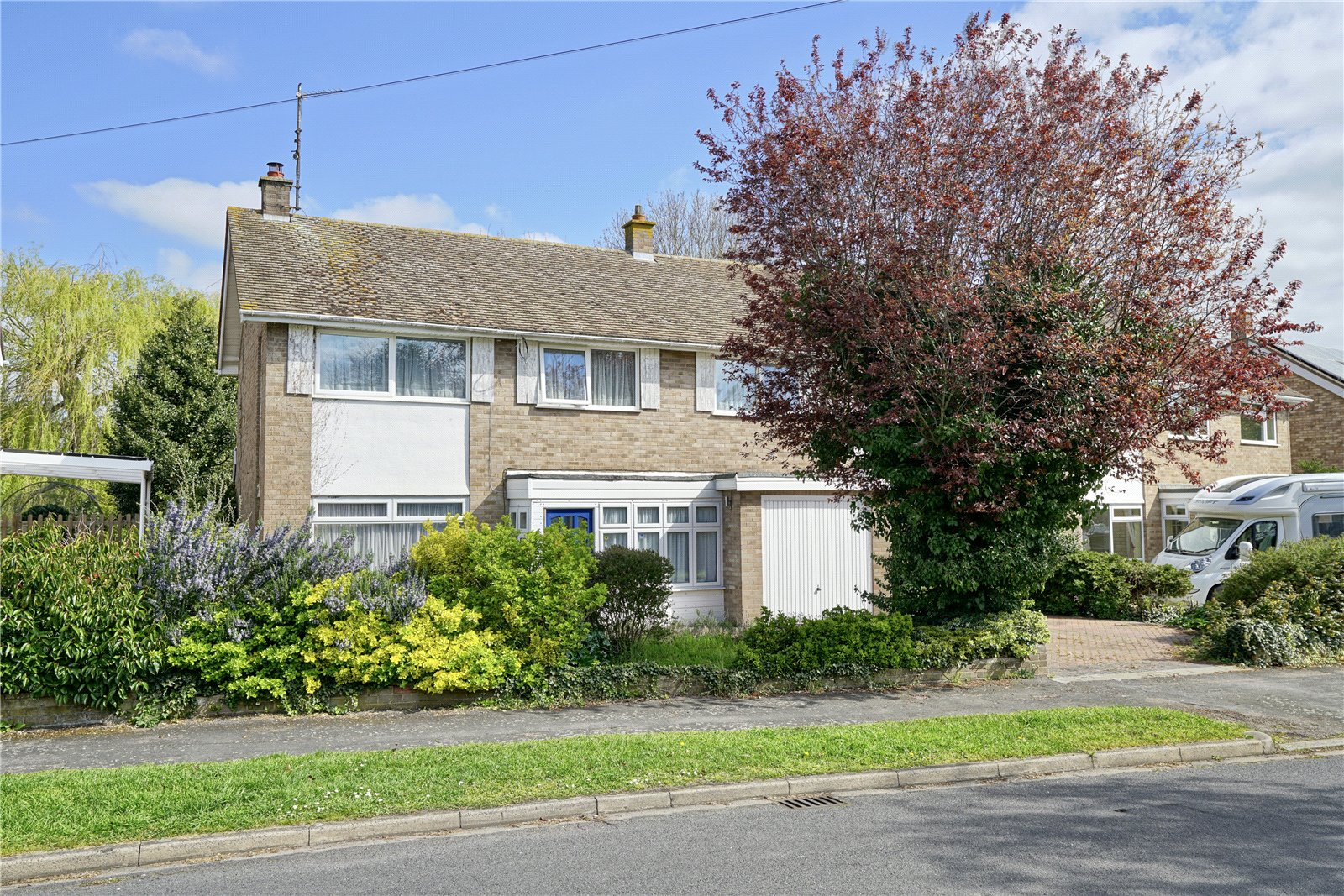 4 bed house for sale in Field Cottage Road, Eaton Socon, PE19