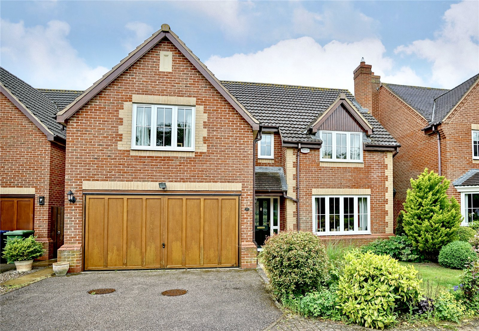 4 bed house for sale in Great Gransden - Property Image 1
