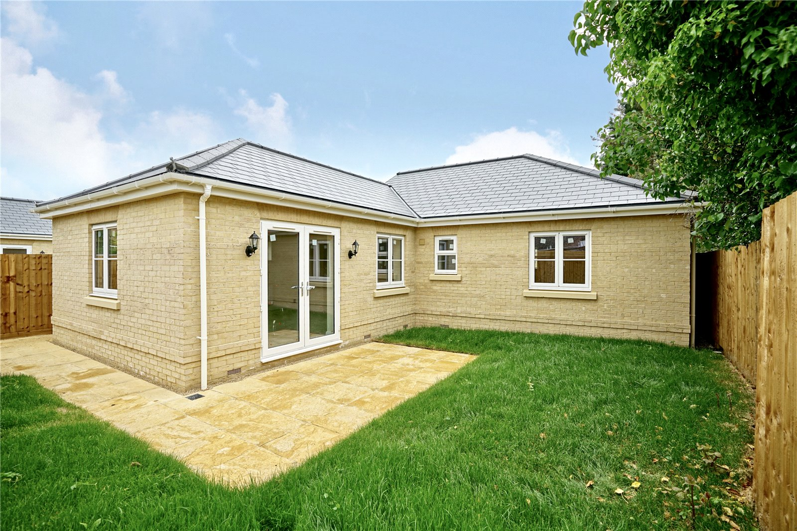 3 bed bungalow for sale in Pawley Court, Luke Street, PE19