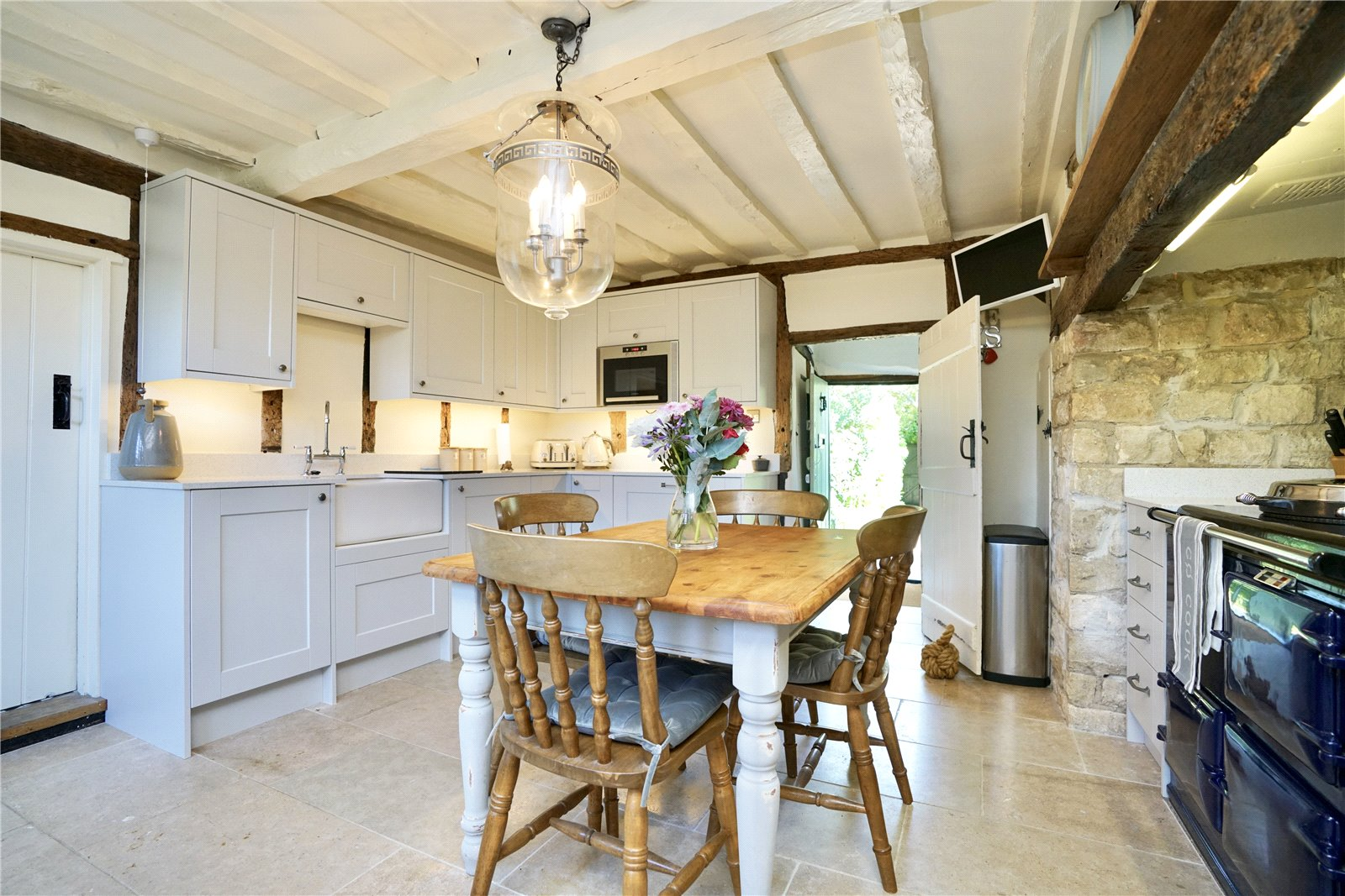 3 bed house for sale in The Highway, Great Staughton  - Property Image 4
