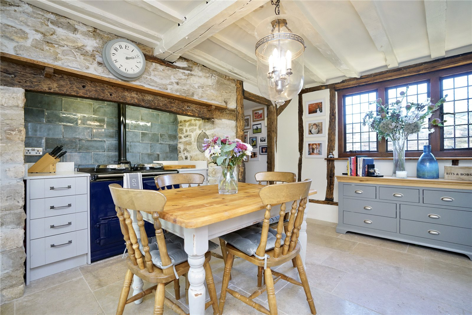 3 bed house for sale in Great Staughton  - Property Image 1