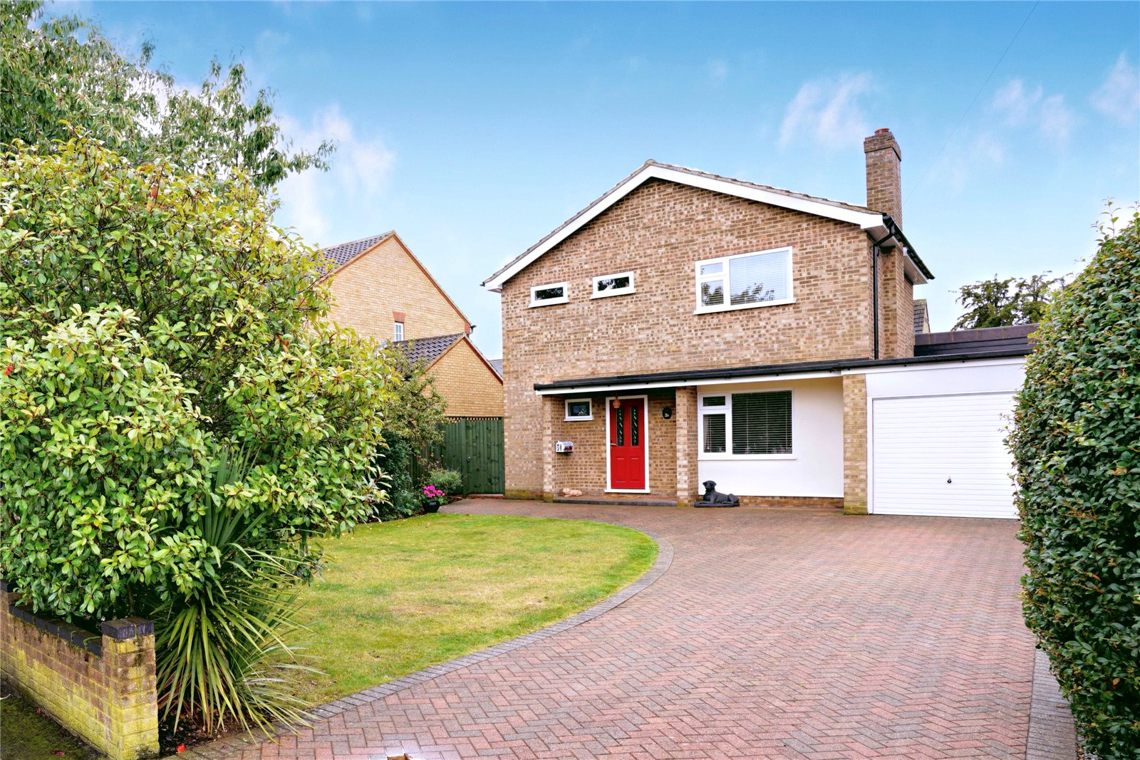 3 bed house for sale in Windsor Way, Sandy  - Property Image 1