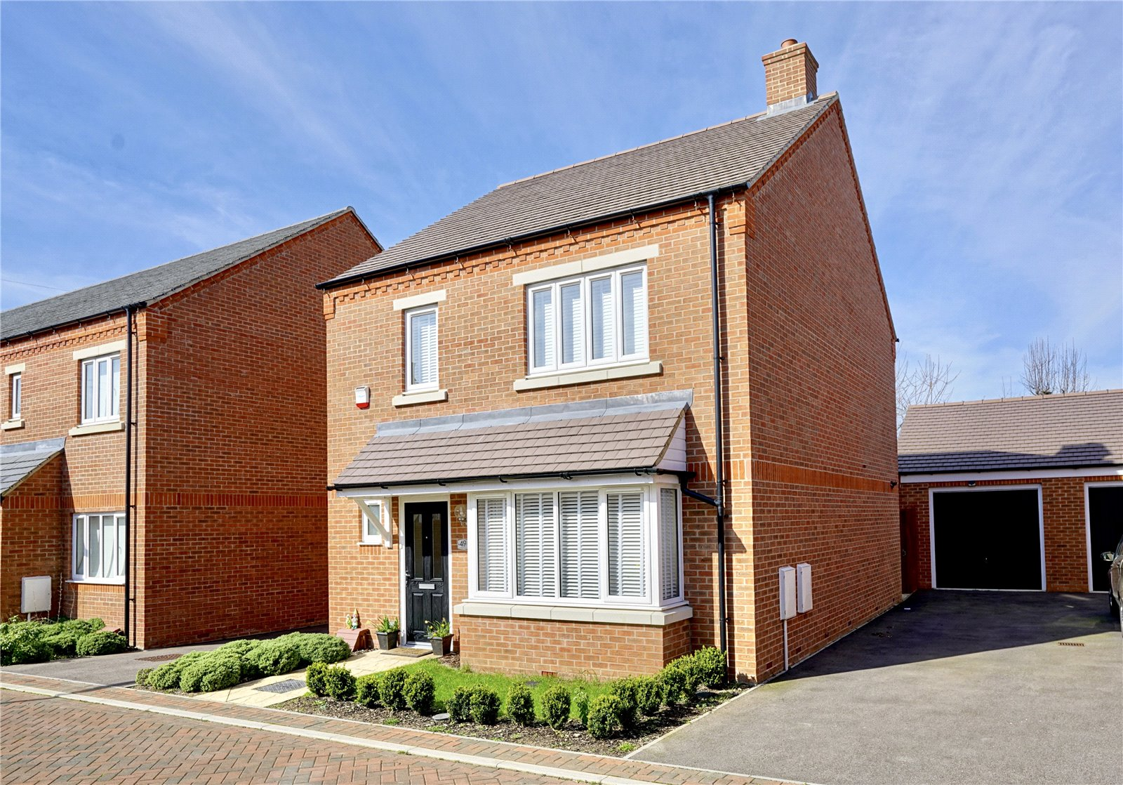 4 bed house for sale in Whinfell Close, Eaton Socon, PE19