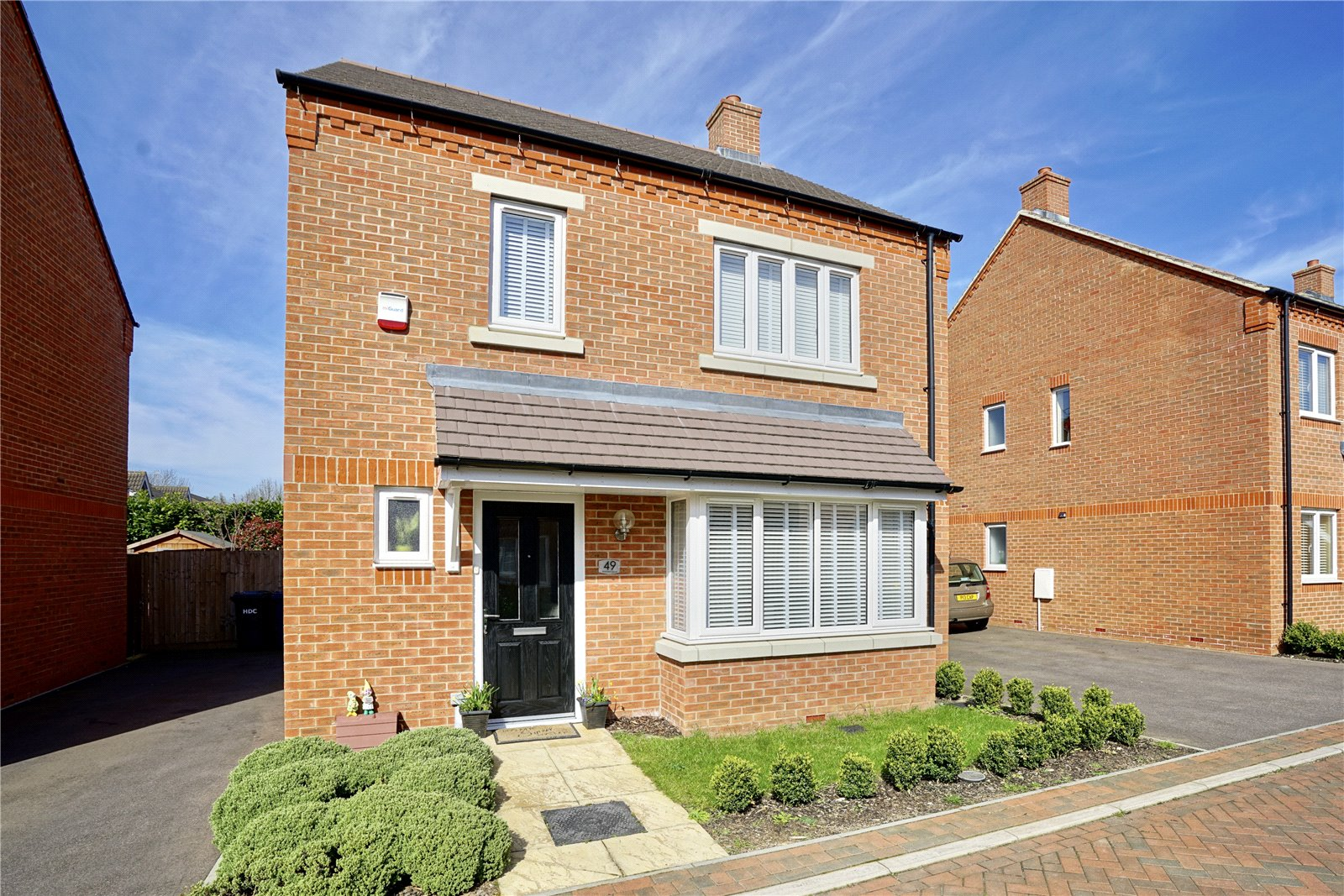 4 bed house for sale in Whinfell Close, Eaton Socon  - Property Image 1