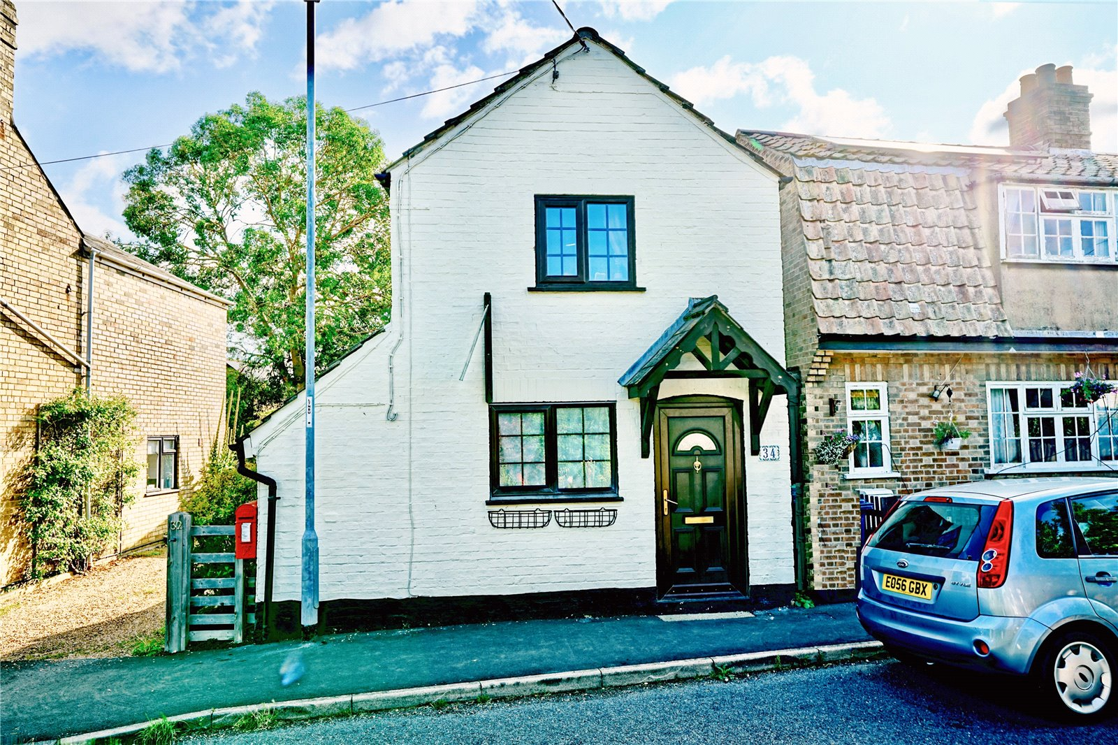 2 bed house for sale in Offord D'arcy 0