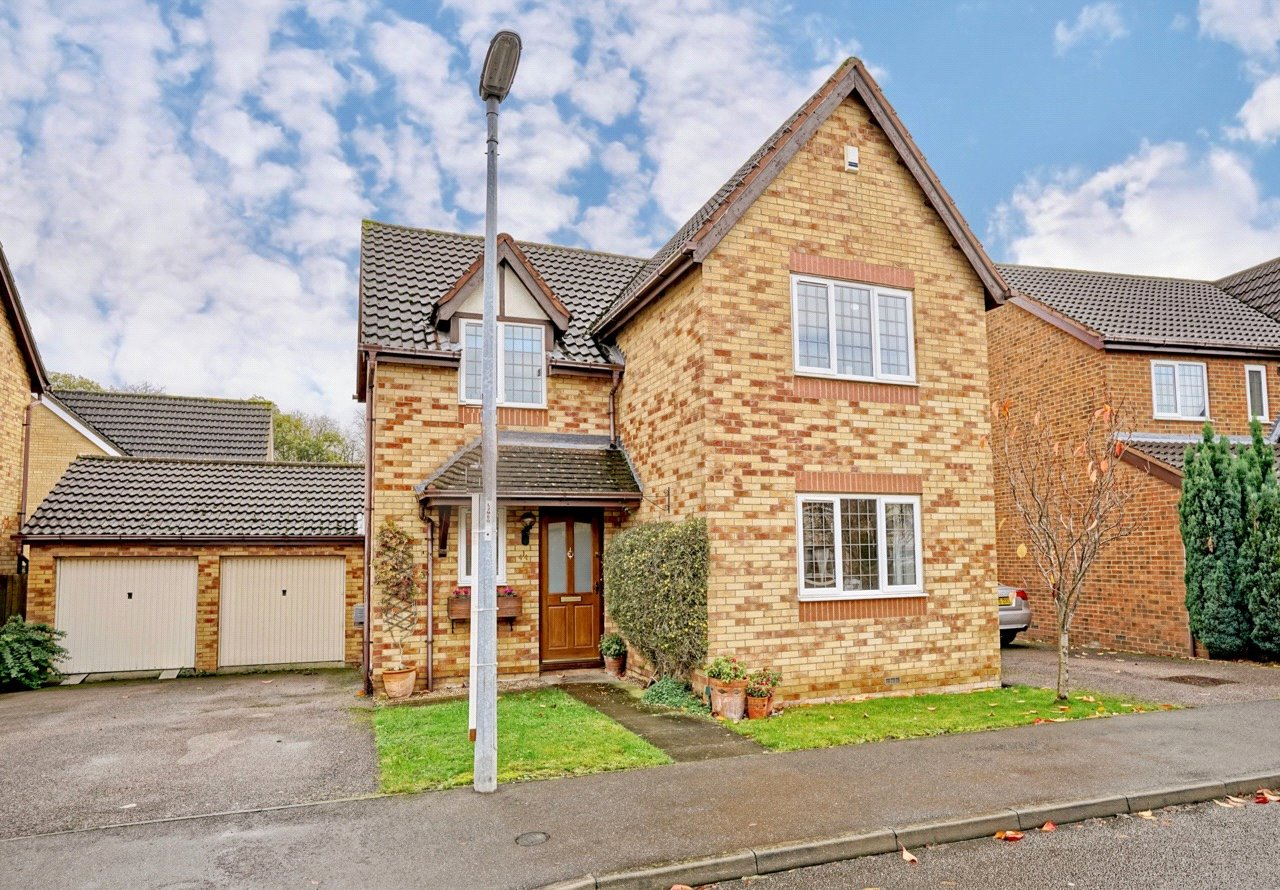 4 bed house for sale in Murrell Close, St. Neots, PE19