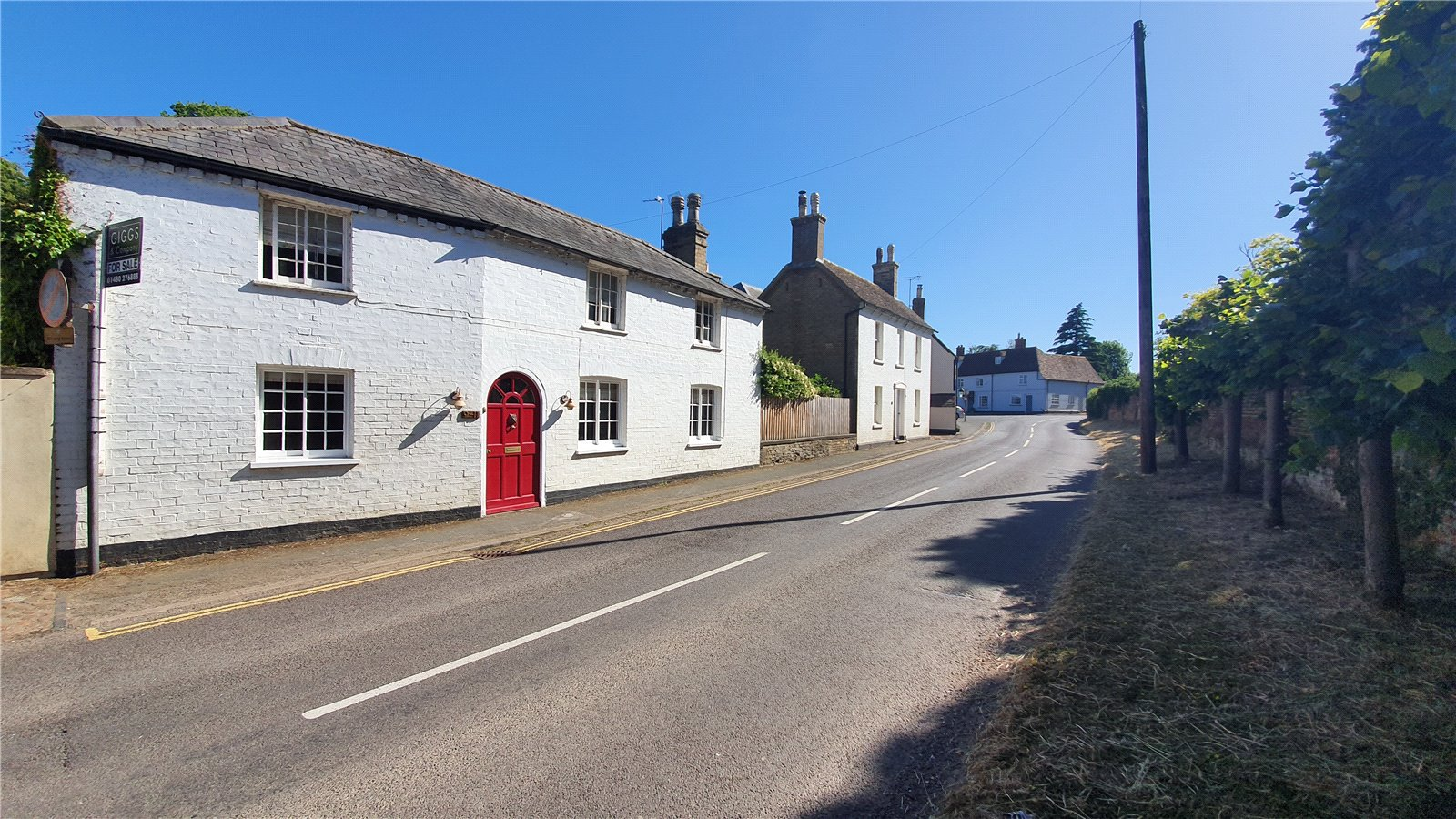 4 bed for sale in The Town, Great Staughton, PE19