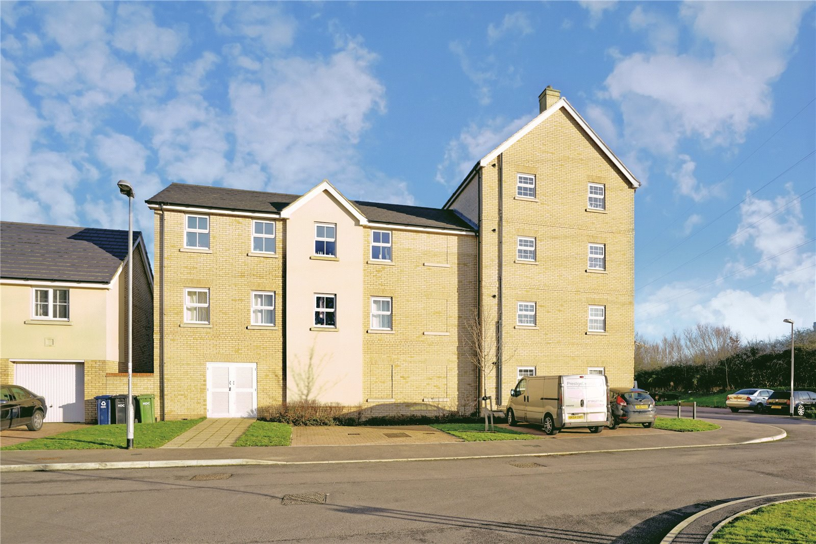 2 bed apartment for sale in Fern Court, Eynesbury, PE19