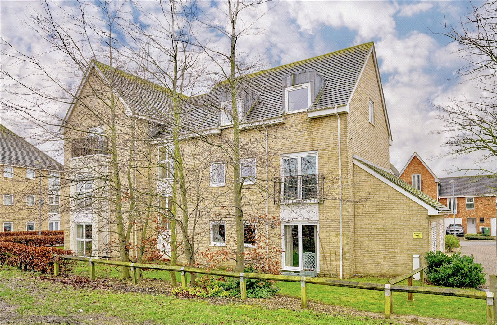 2 bed apartment for sale in Linton Close, Eaton Socon  - Property Image 1