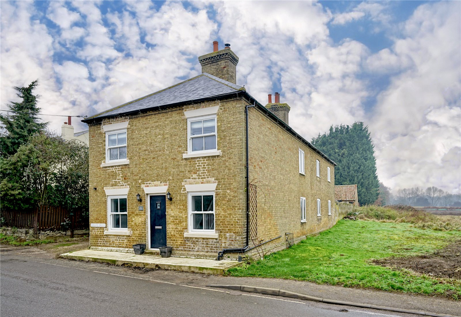 2 bed house for sale in Dennis Green, Gamlingay 0