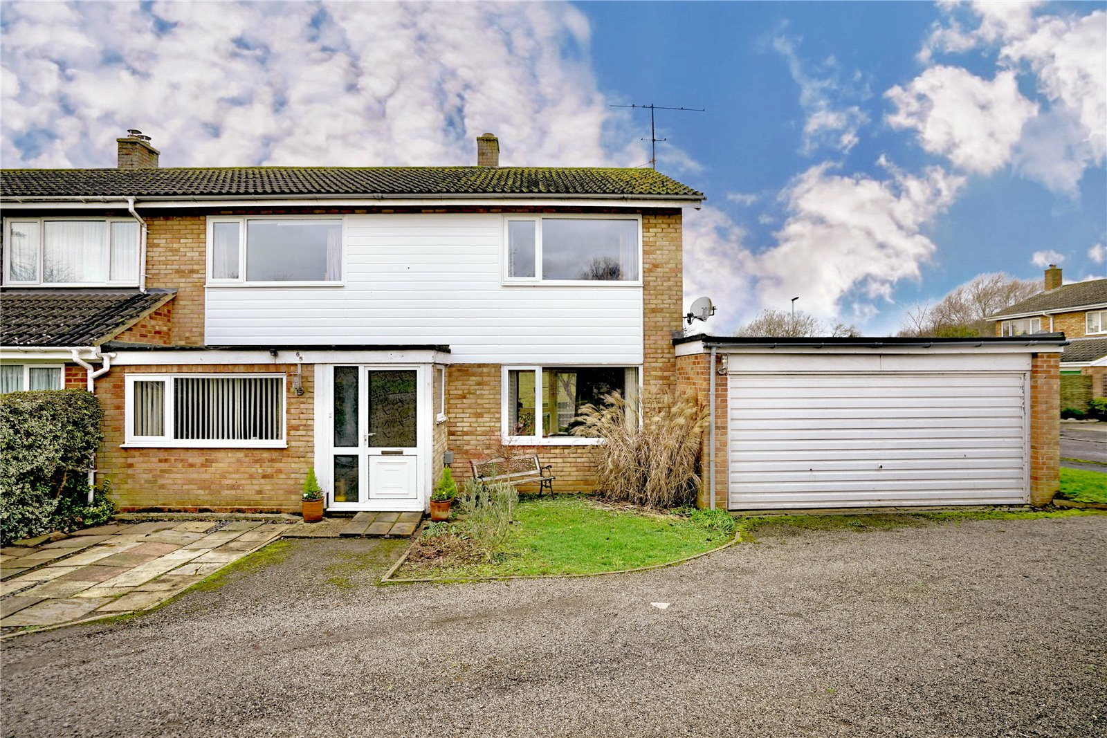 3 bed house for sale in Green Acres, Gamlingay 1