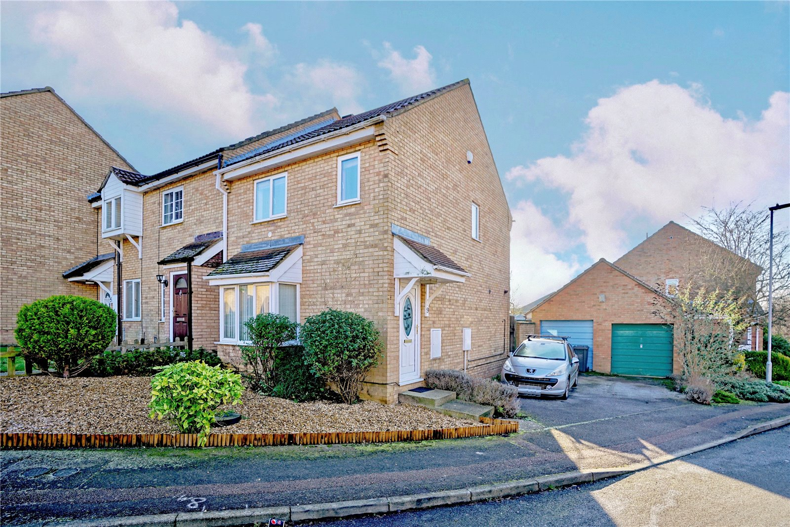 3 bed house for sale in Muntjac Close, Eaton Socon, PE19