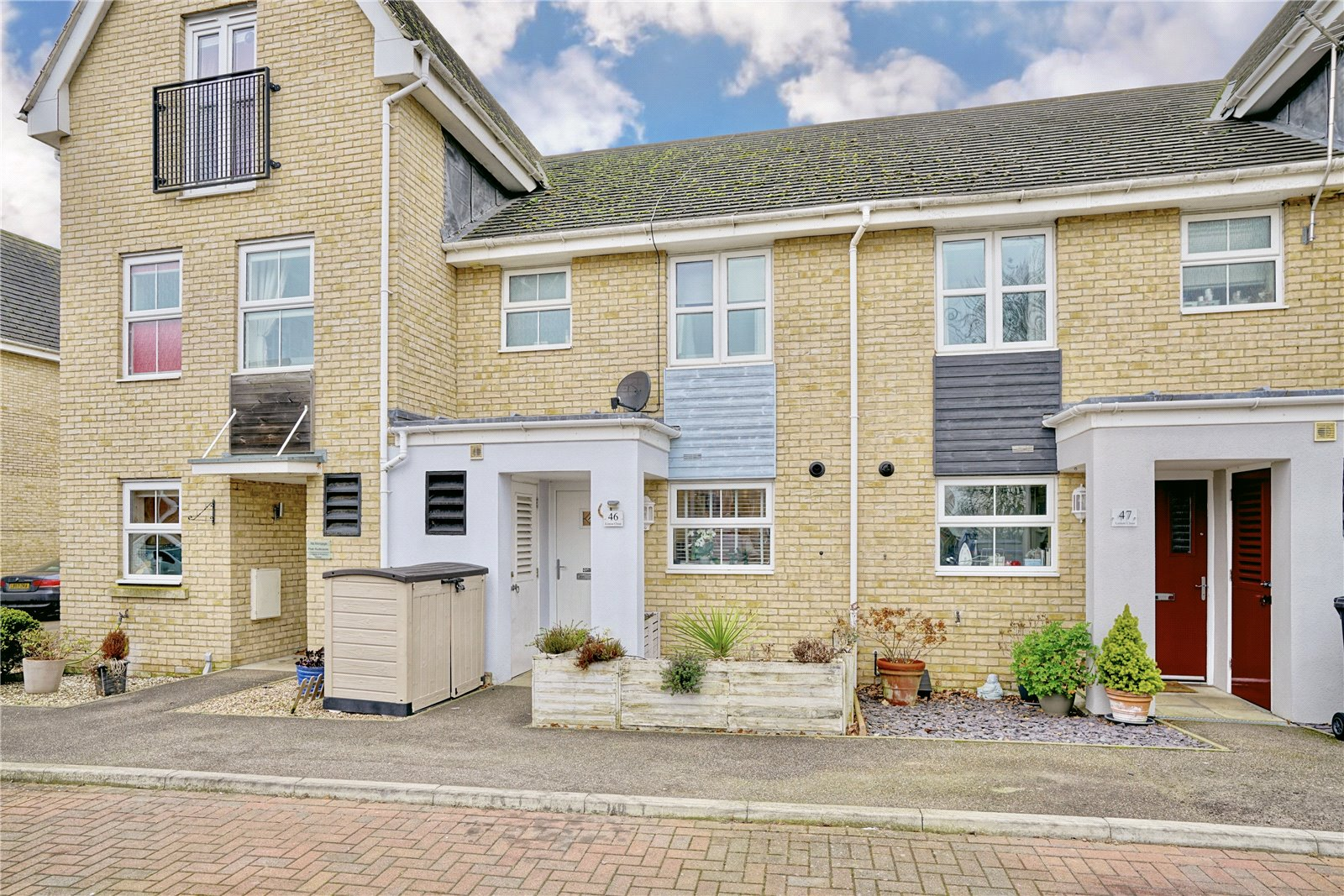 3 bed house for sale in Linton Close, Eaton Socon - Property Image 1