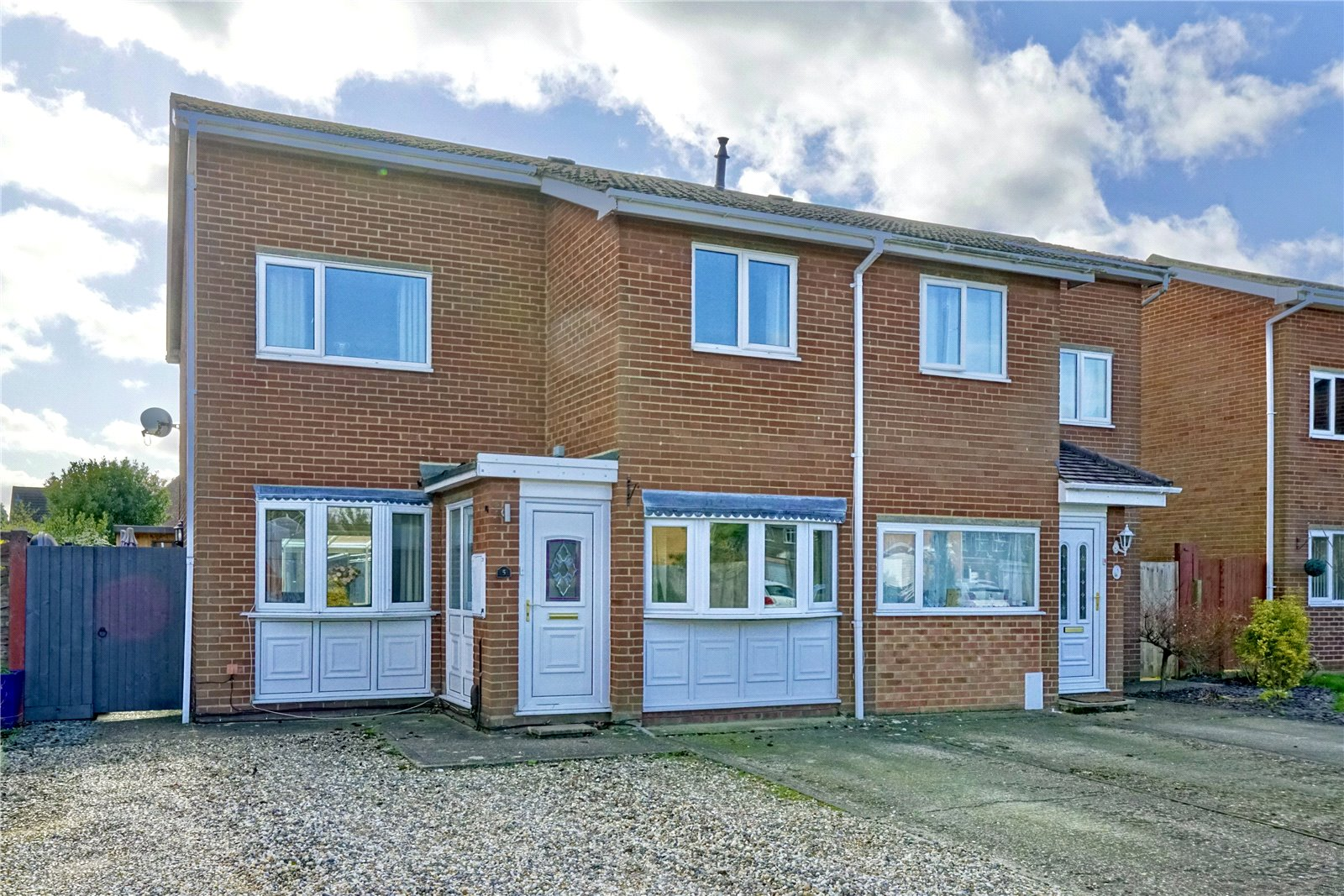 3 bed house for sale in Eaton Ford, PE19