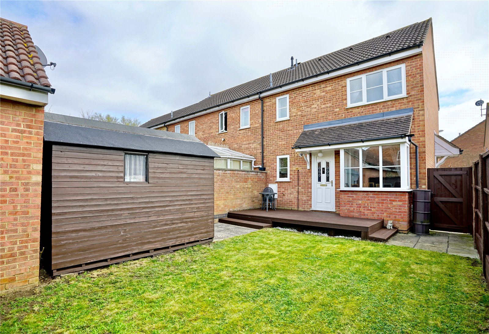 1 bed house for sale in Begwary Close, Eaton Socon, PE19