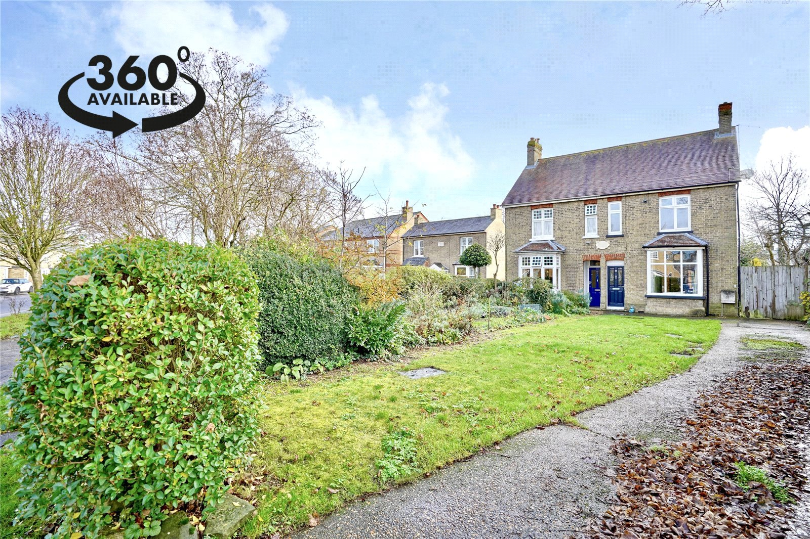 3 bed house for sale in Eaton Ford, St Neots Road, PE19 7BA, PE19