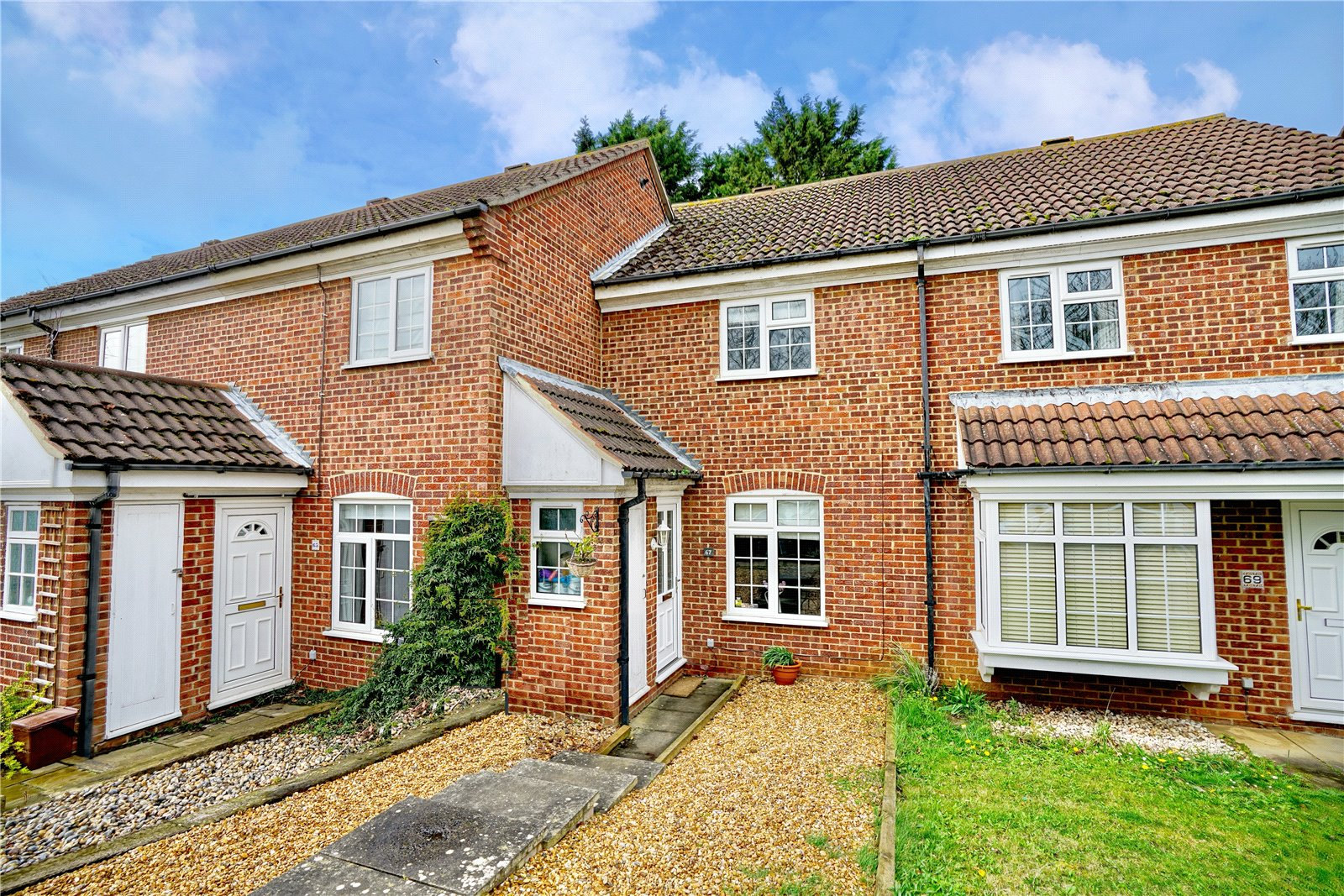 2 bed house for sale in The Paddocks, Potton  - Property Image 1
