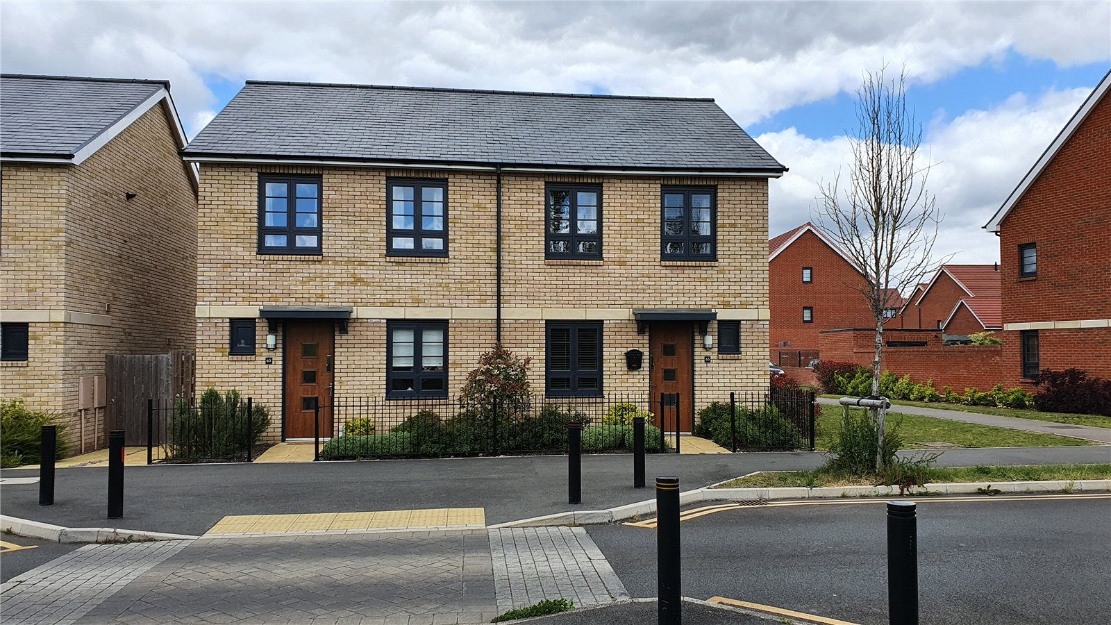 2 bed house for sale in Great High Ground, St Neots, PE19