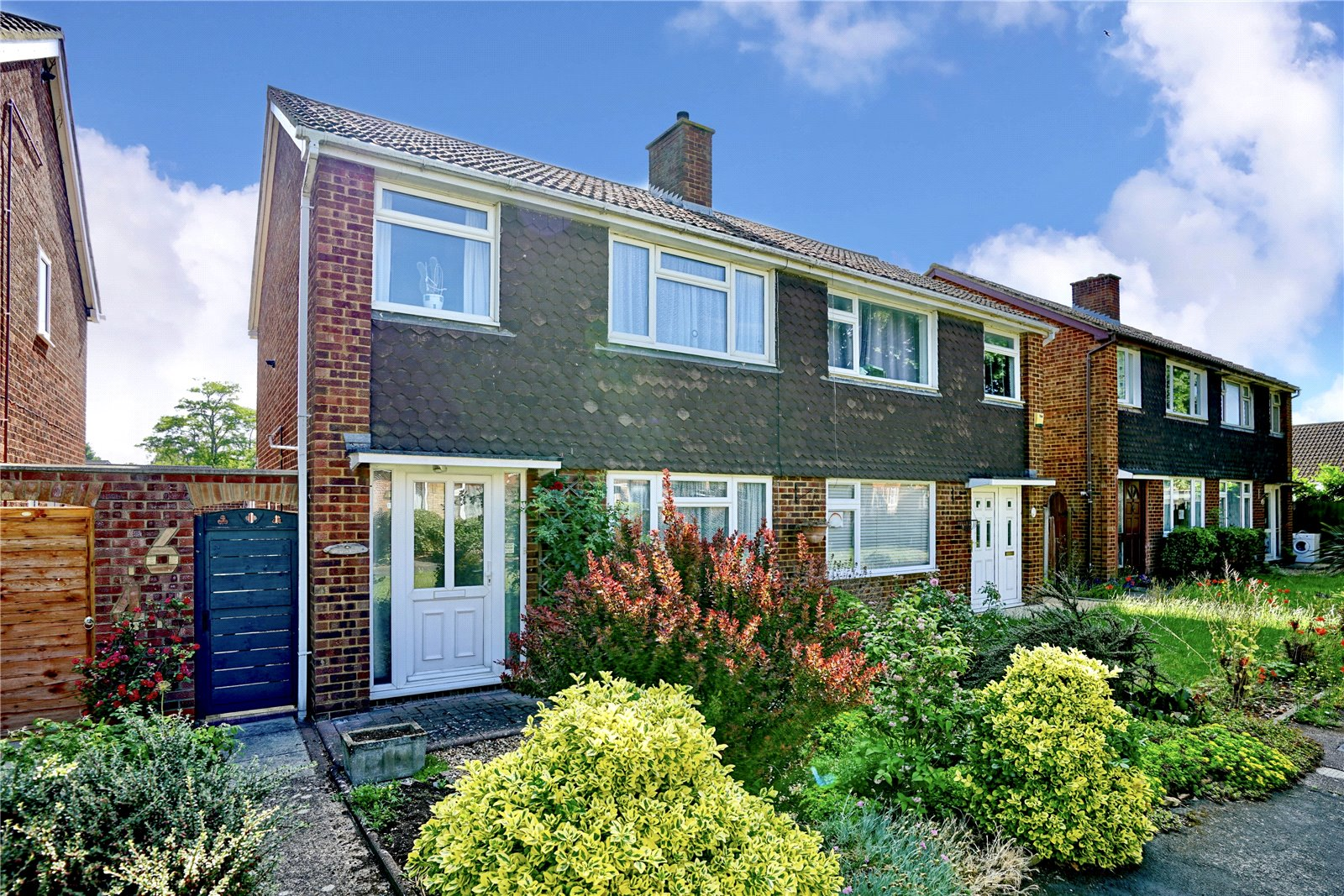 3 bed house for sale in Little Paxton, Reynolds Drive, PE19 6QB  - Property Image 1