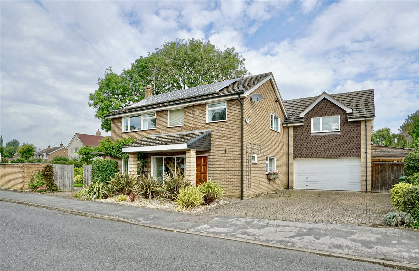 5 bed house for sale in Buckden, St Hughs Road, PE19 5UB  - Property Image 1