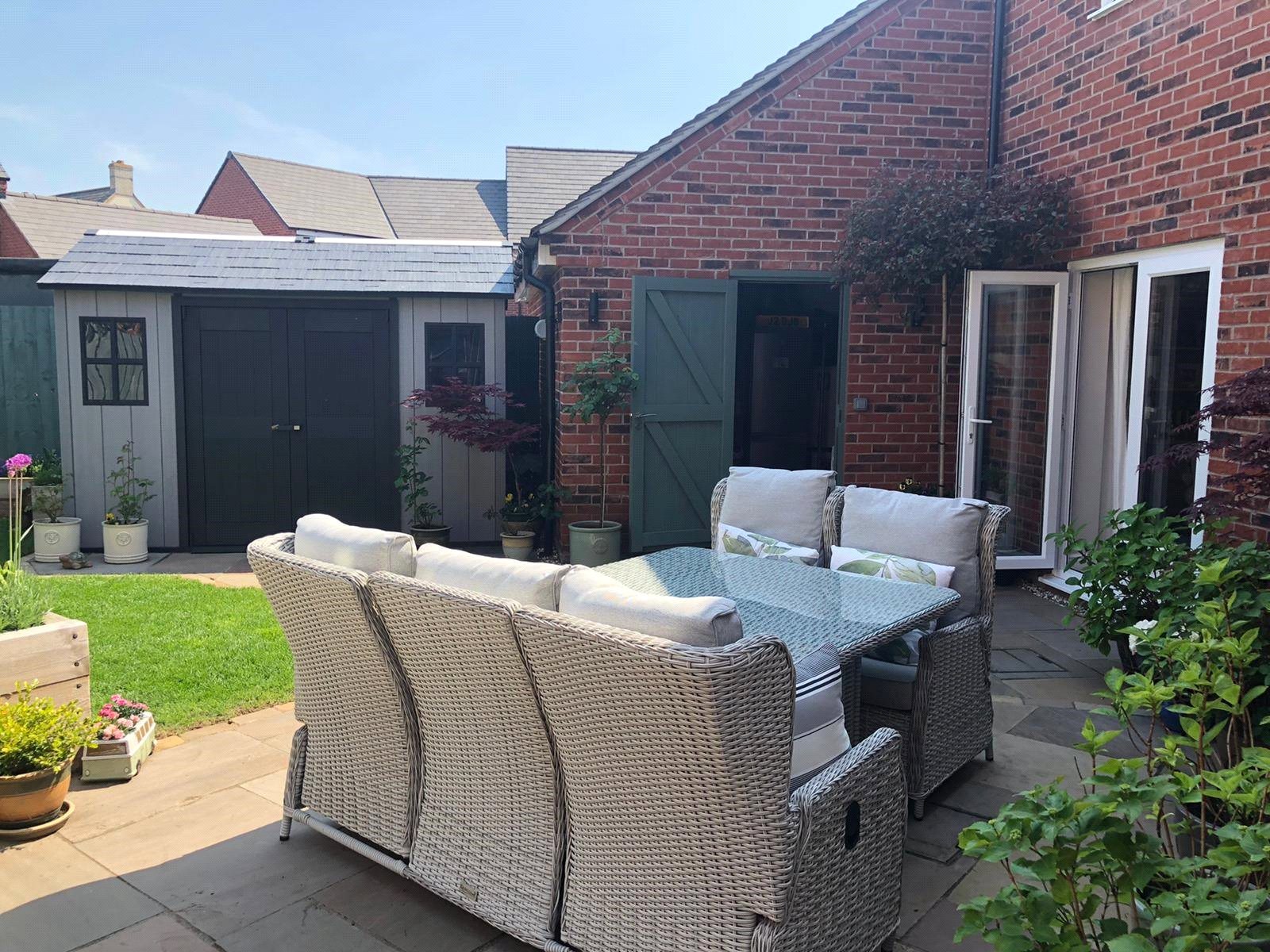 3 bed house for sale in Harvest Drive, St Neots 9